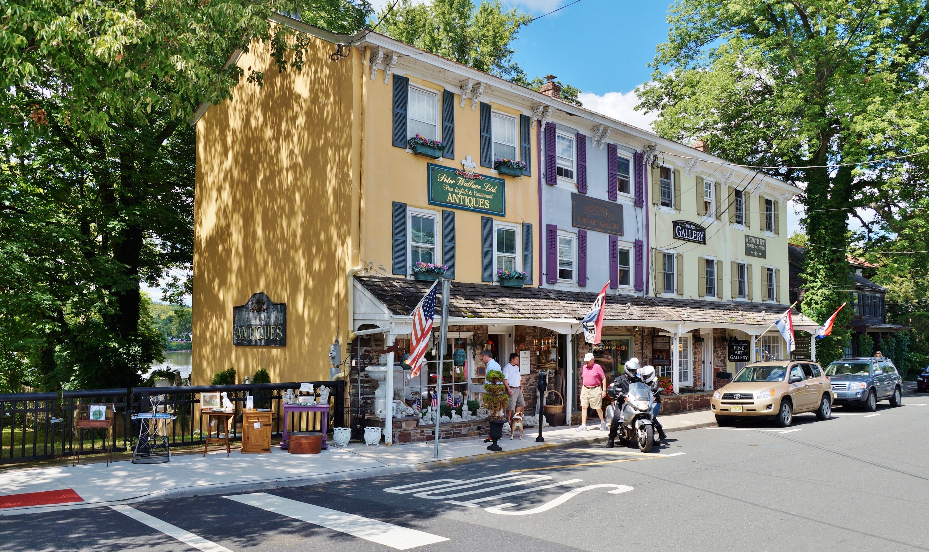 The best small towns near NYC to visit - Curbed NY