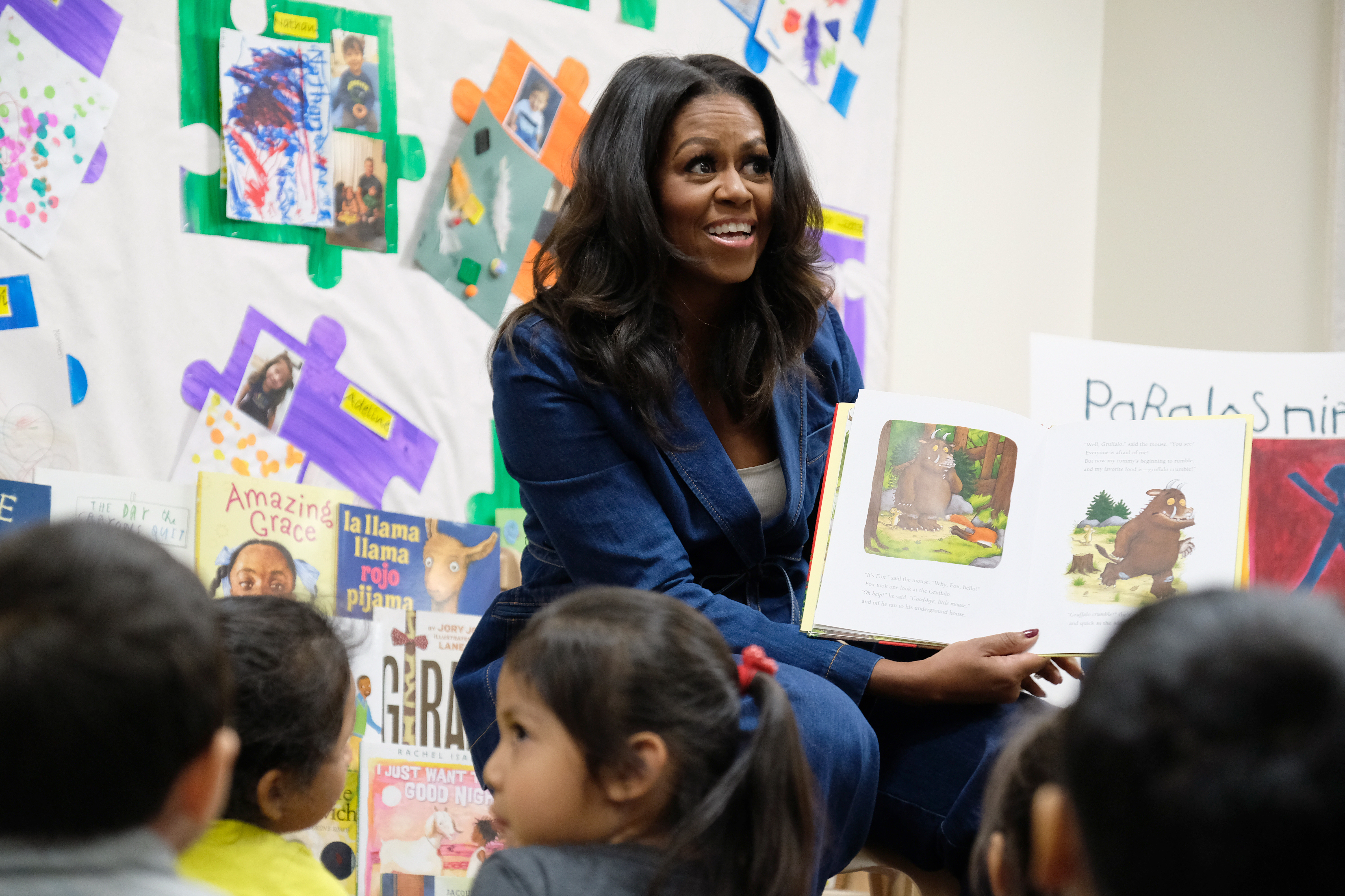 Trump supporters vandalize a Little Free Library dedicated to Michelle Obama