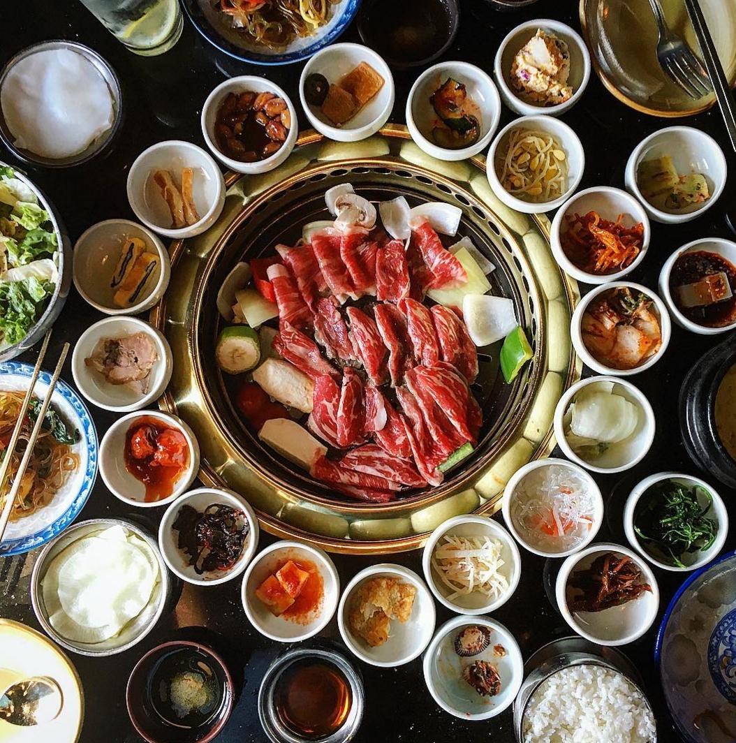 LA's Finest Korean Barbecue Restaurants, 2018 Edition