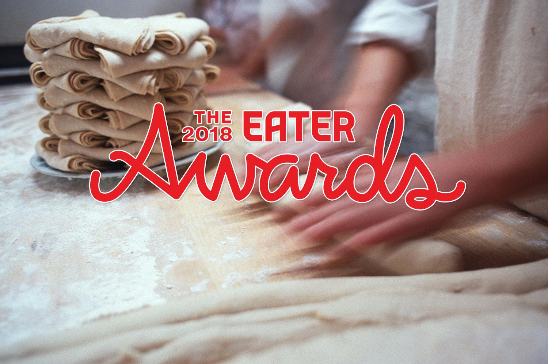 Eater Awards wildcard