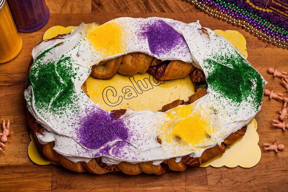 Where To Get King Cake This Carnival Season