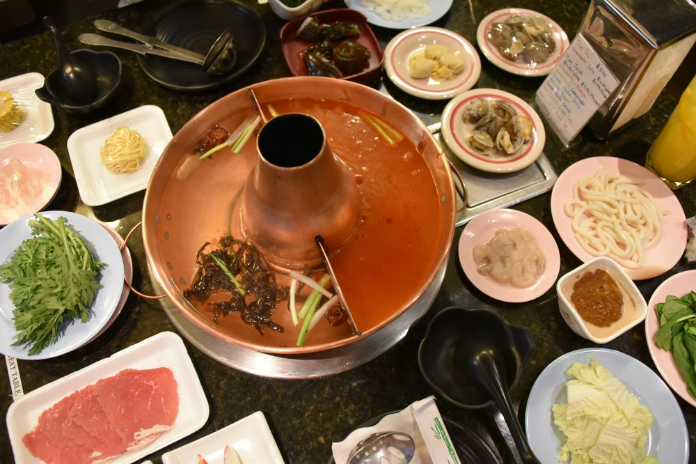 Warm Up With These Seven Asian Hot Pots In Las Vegas