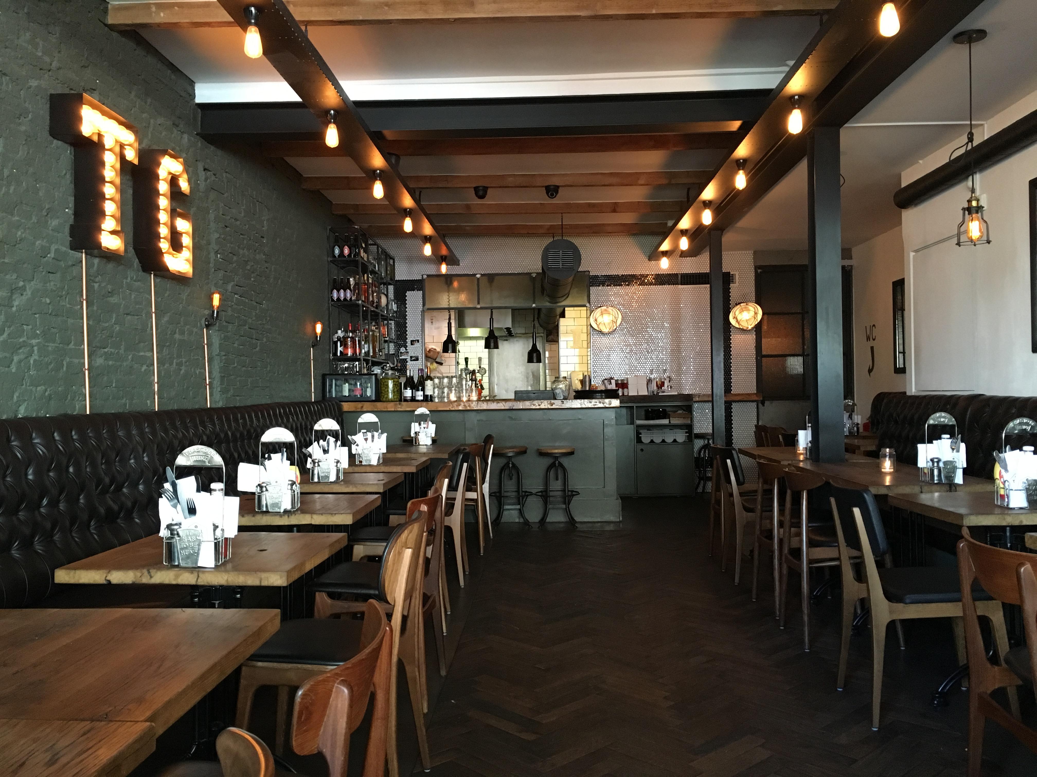 best lunch spots amsterdam