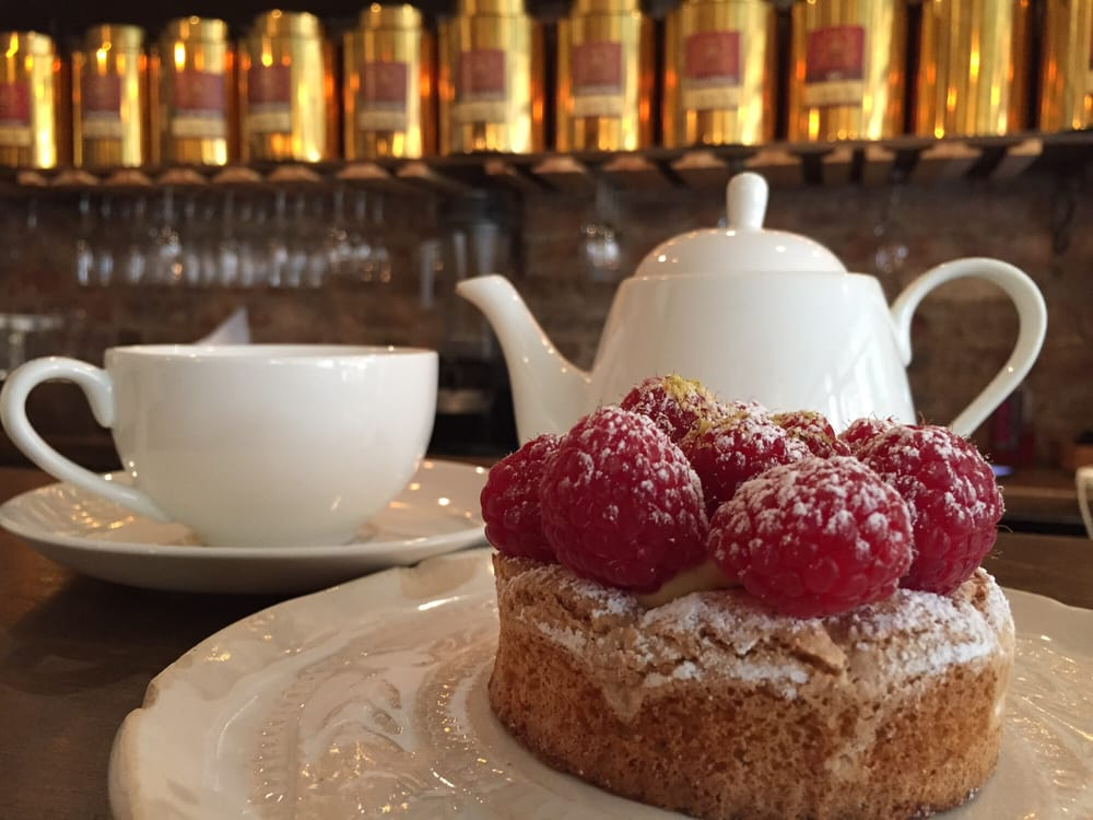 12 Top Places for Afternoon Tea in NYC - Eater NY