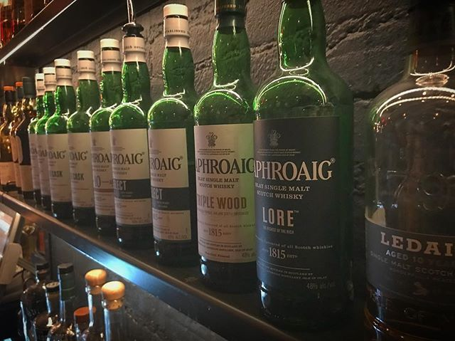 19 Impressive Whiskey Bars in NYC