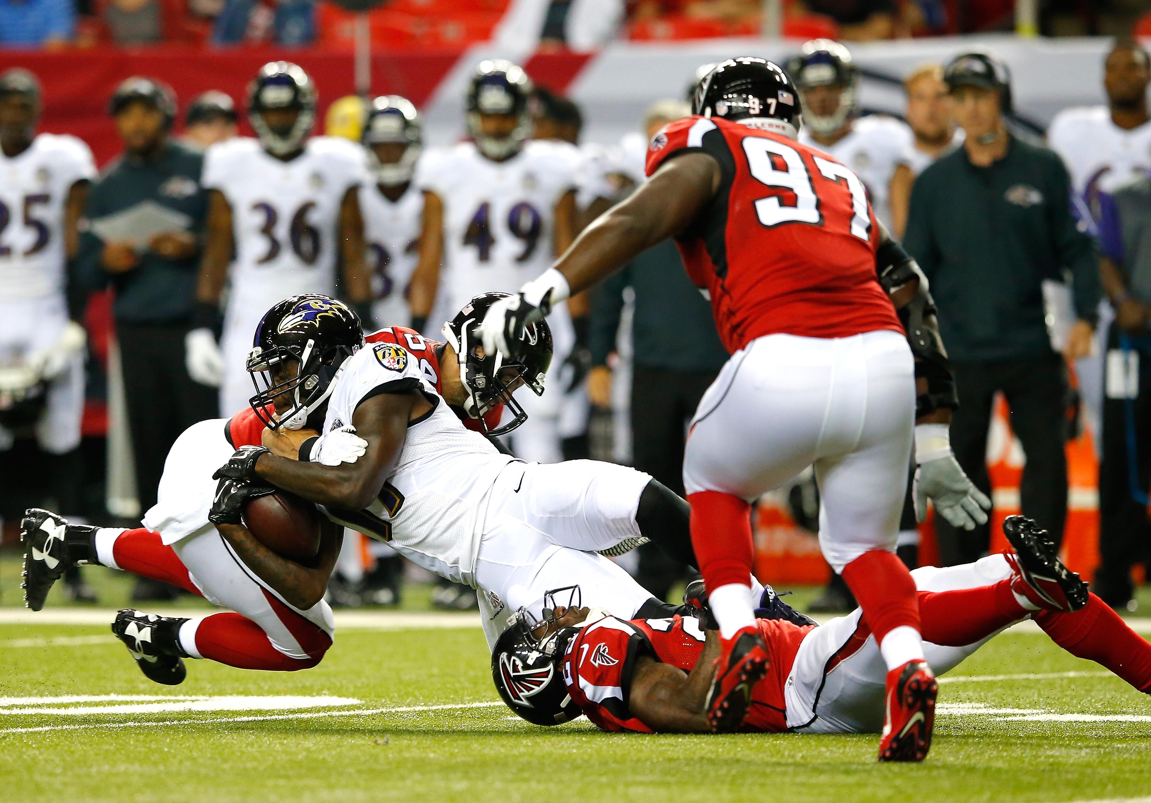 Baltimore Ravens v Atlanta Falcons