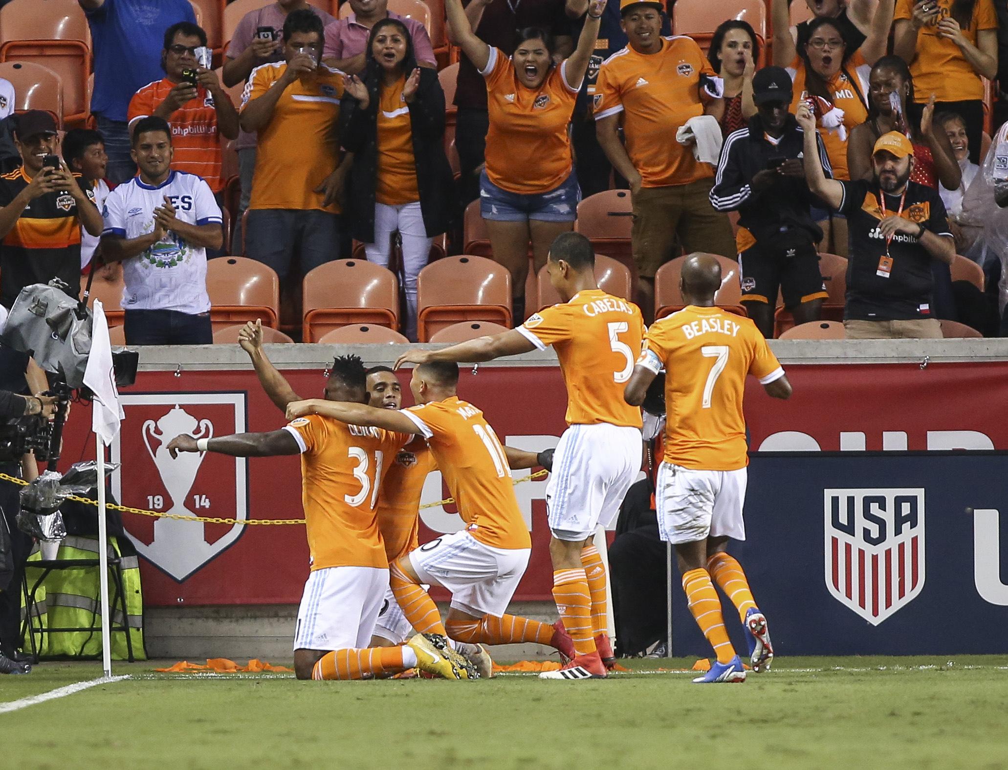 MLS: U.S. Open Cup-Houston Dynamo vs Philadelphia Union