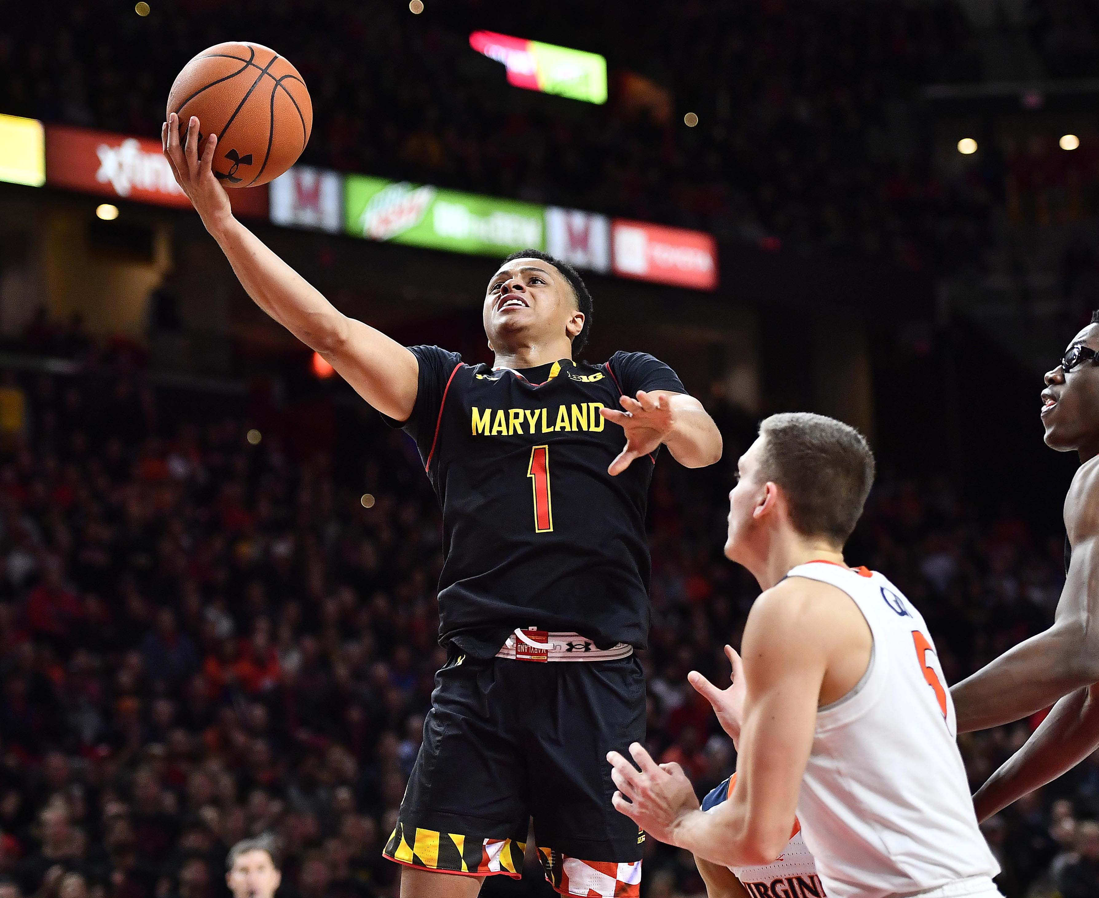 maryland men's basketball - testudo times