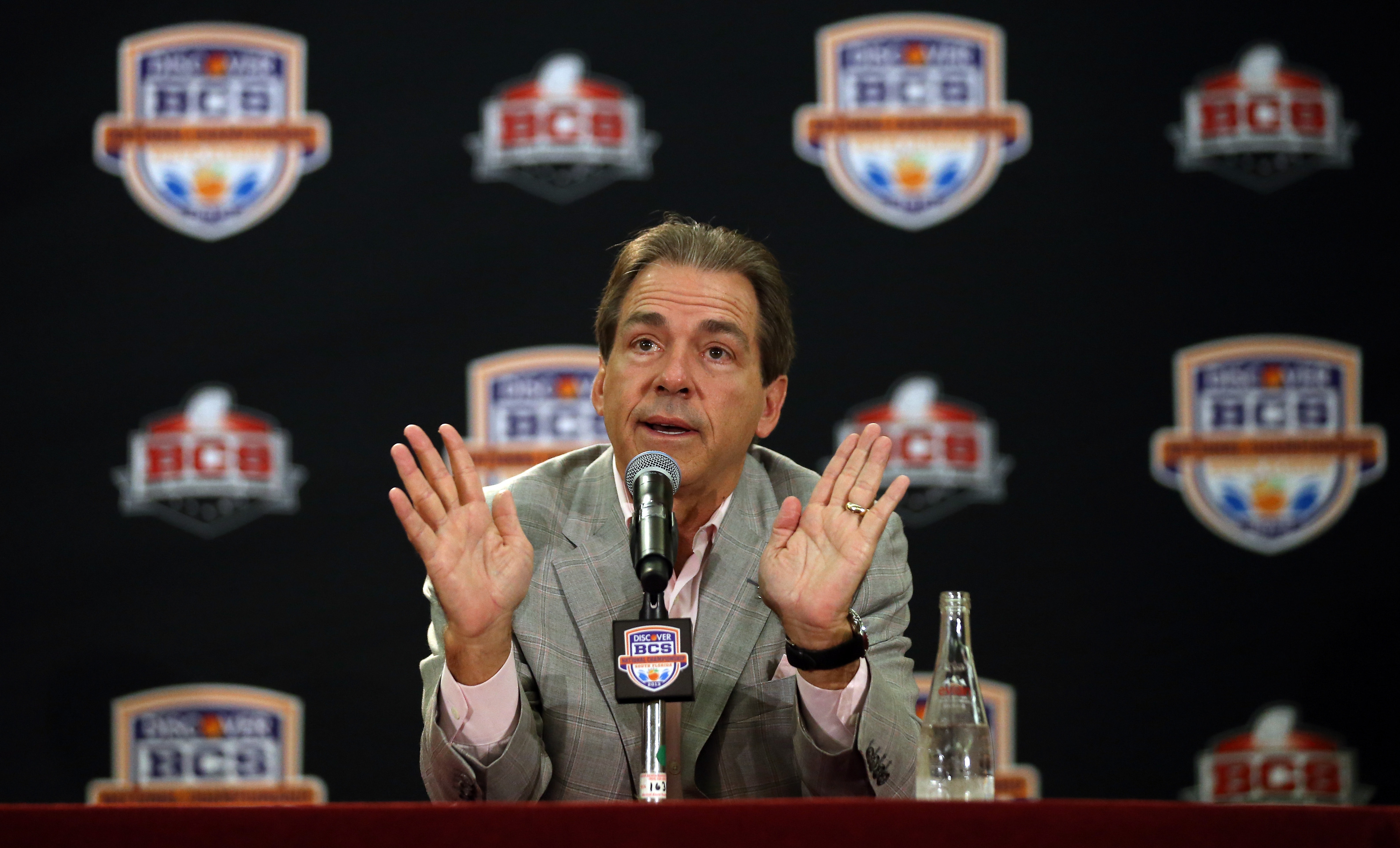 """I have decided to leave the University of Alabama, and accept a lead role in the Broadway revival of """"Annie Get Your Gun"""". Roll Tide."""