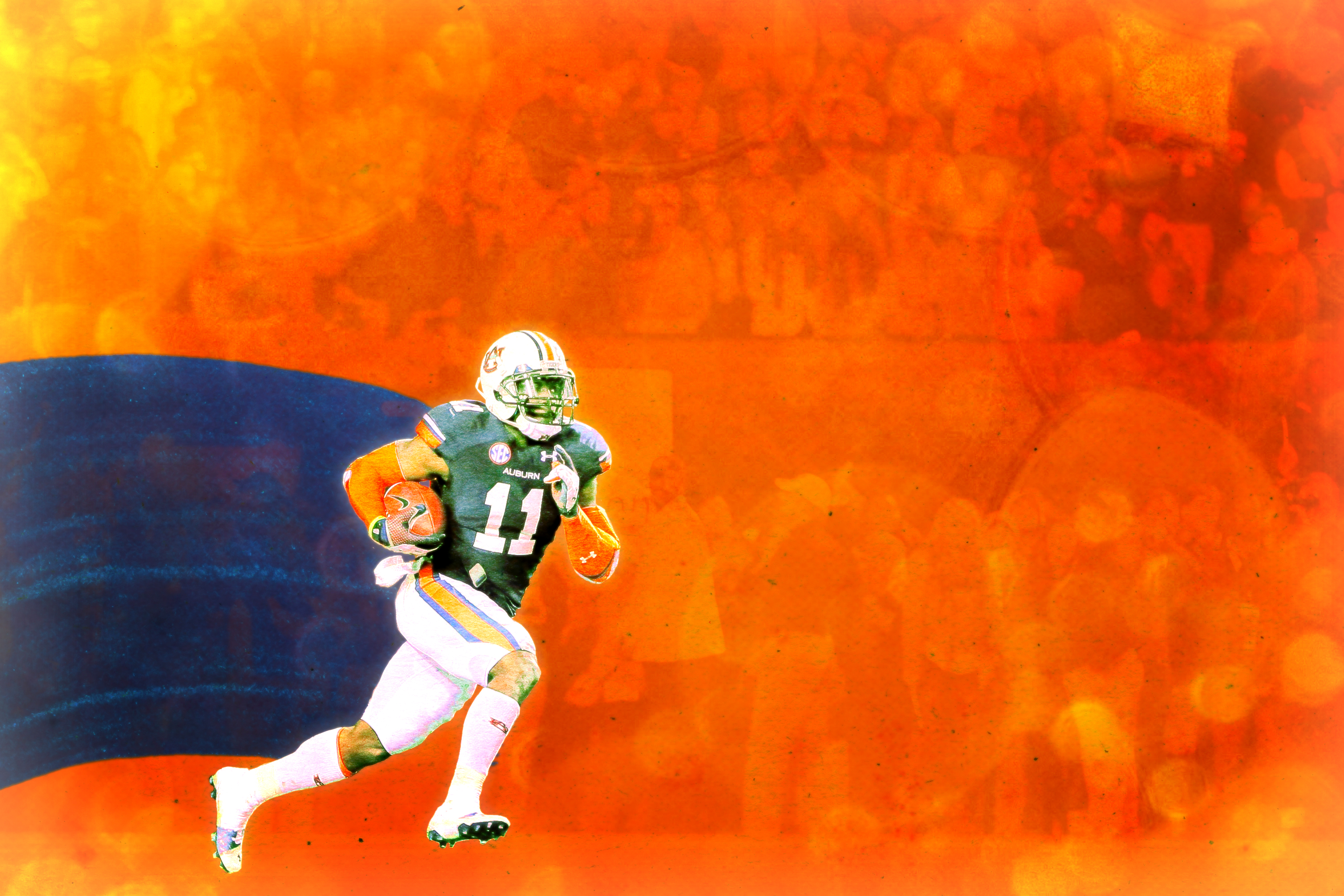 Chris Davis Cannot Outrun His Auburn Kick-Six Fame 4a9ceaf0e