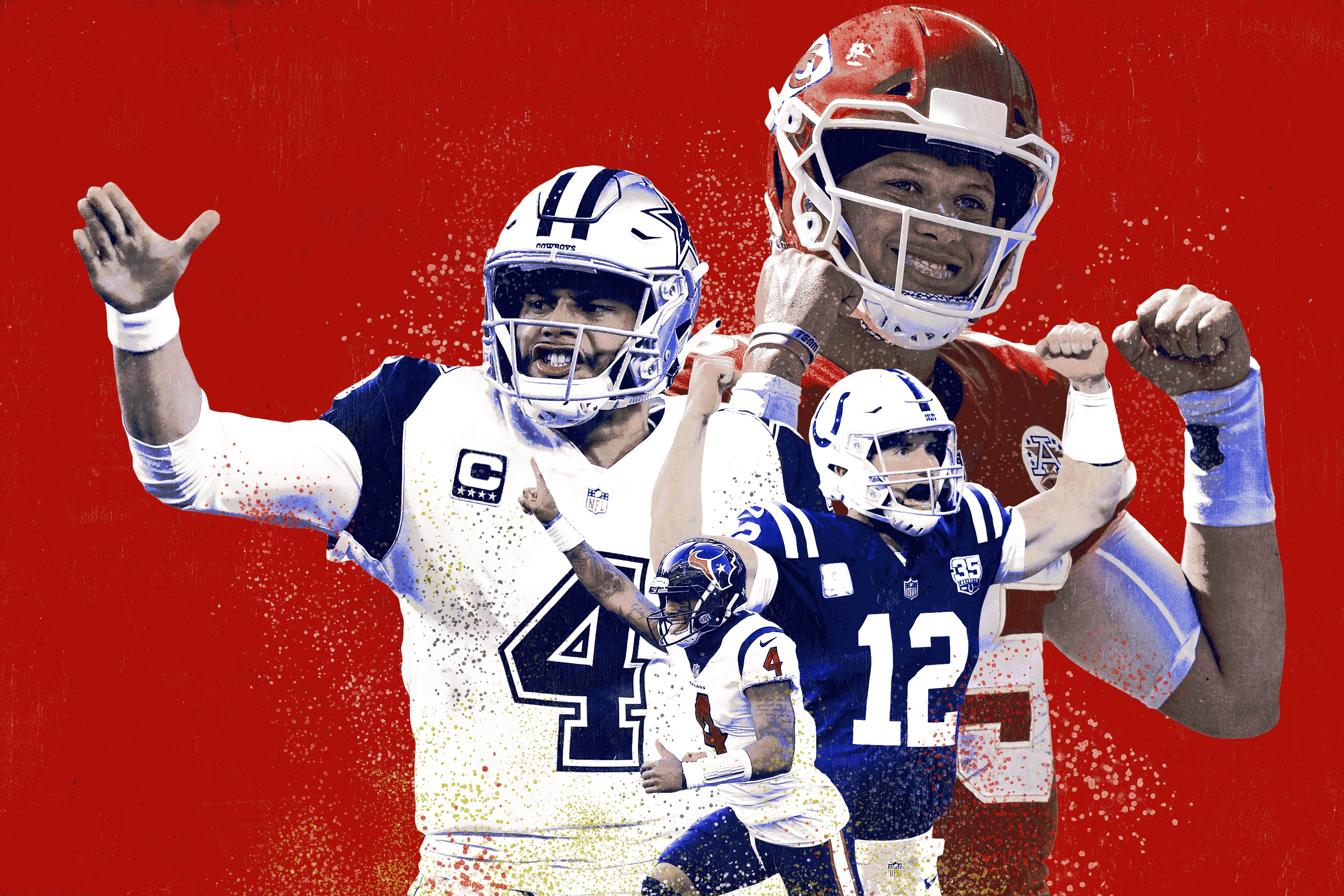 04df50711 NFL Three-Quarter-Mark Power Rankings  How  Bout Them Cowboys  - The ...