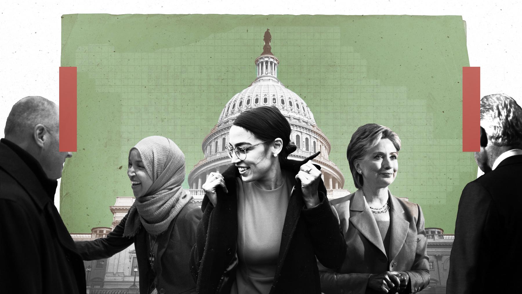 Not just Ocasio-Cortez: the fixation on women politicians' clothes - Vox