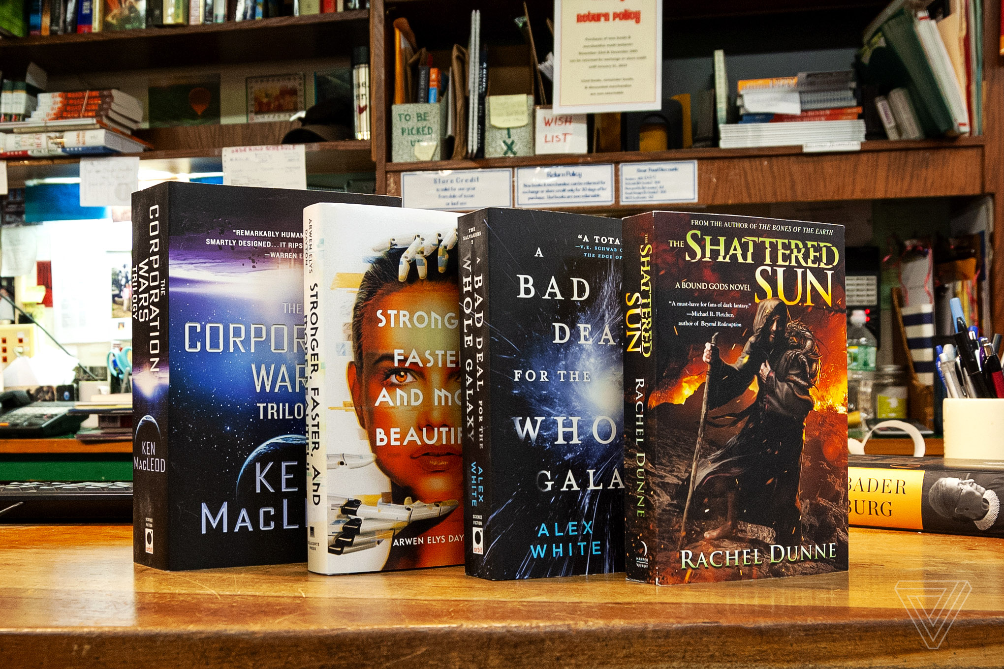 10 new science fiction and fantasy books to check out this