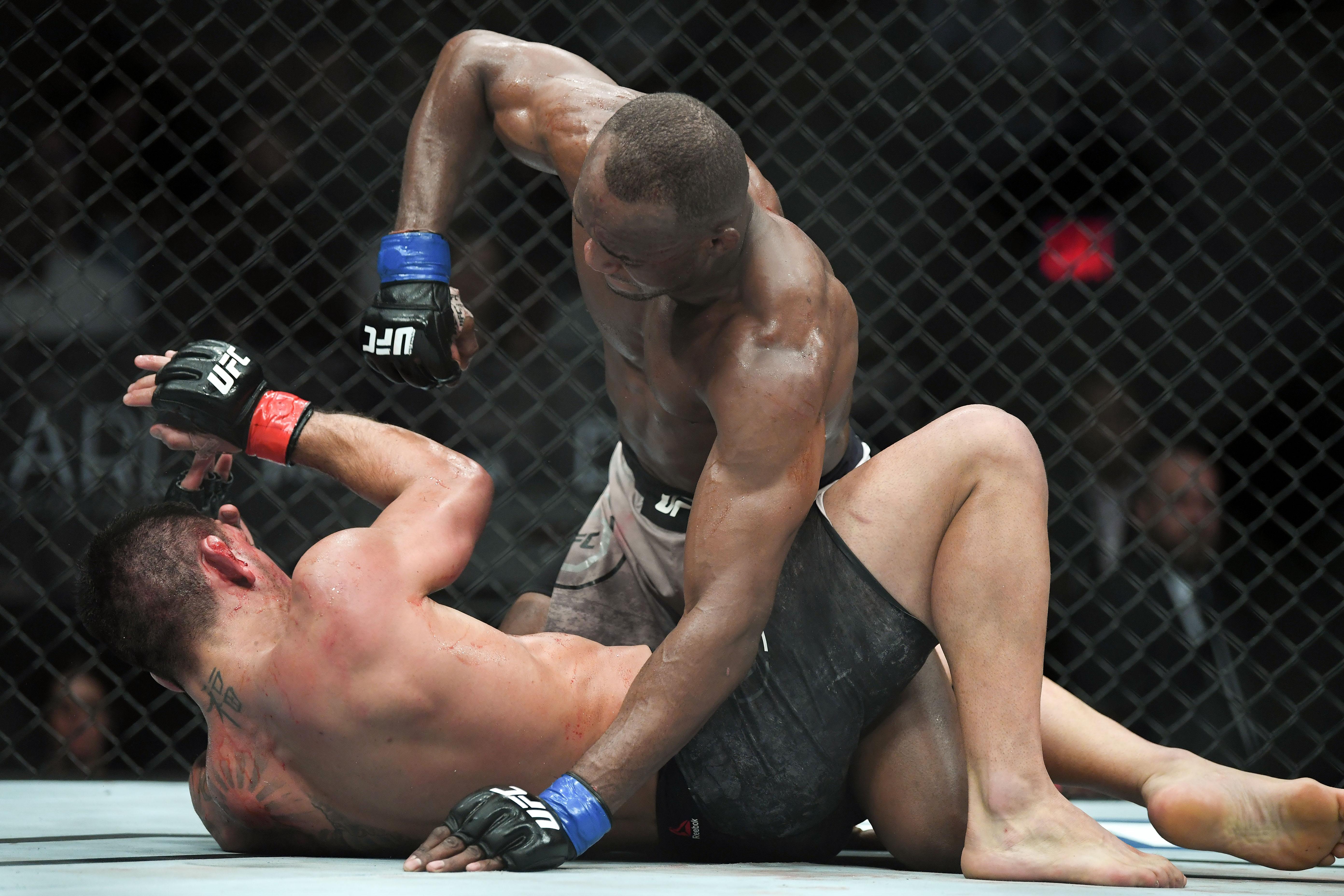 MMA: TUF Finale - Usman vs Dos Anjos