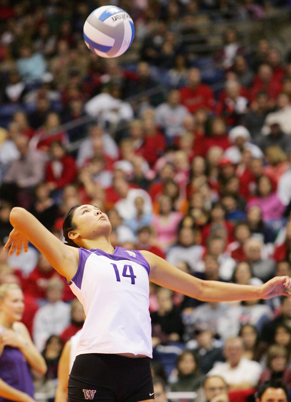 NCAA Women's Volleyball - Divison I Championship - Nebraska vs Washington