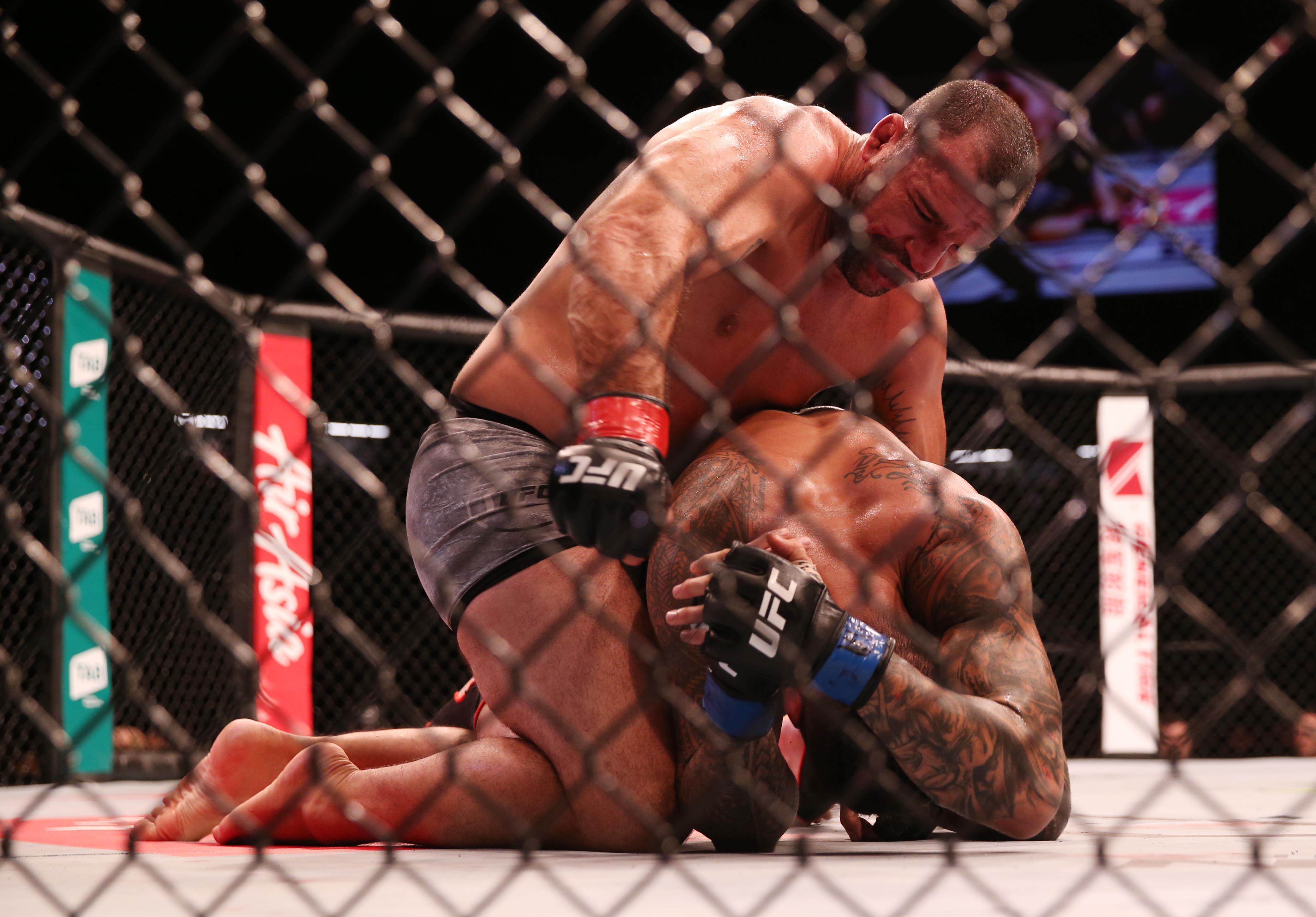 MMA: UFC Fight Night-Adelaide-Rua vs Pedro