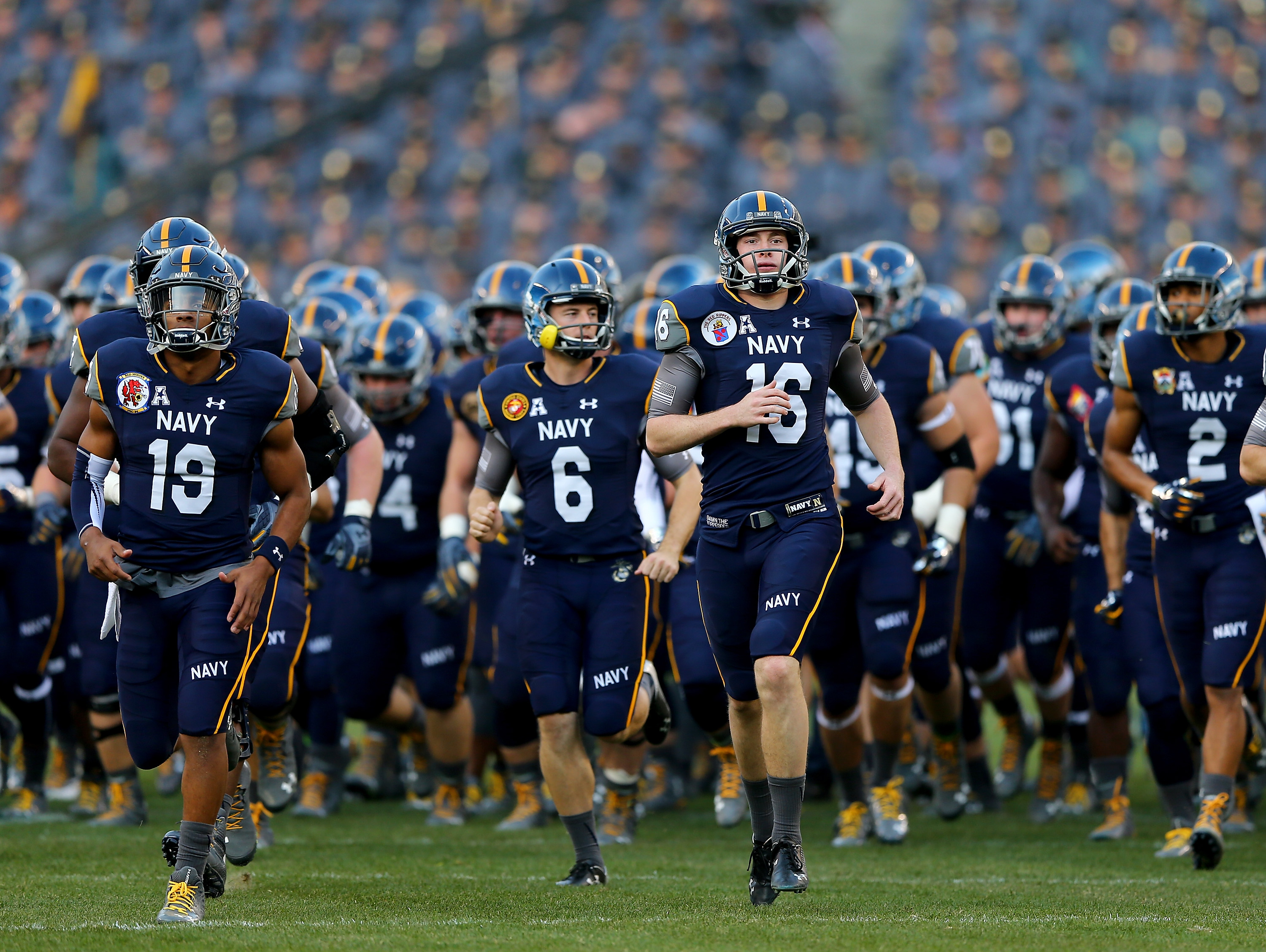 Army-Navy Football  What the game means to the students - Against All  Enemies f5f99d8de122