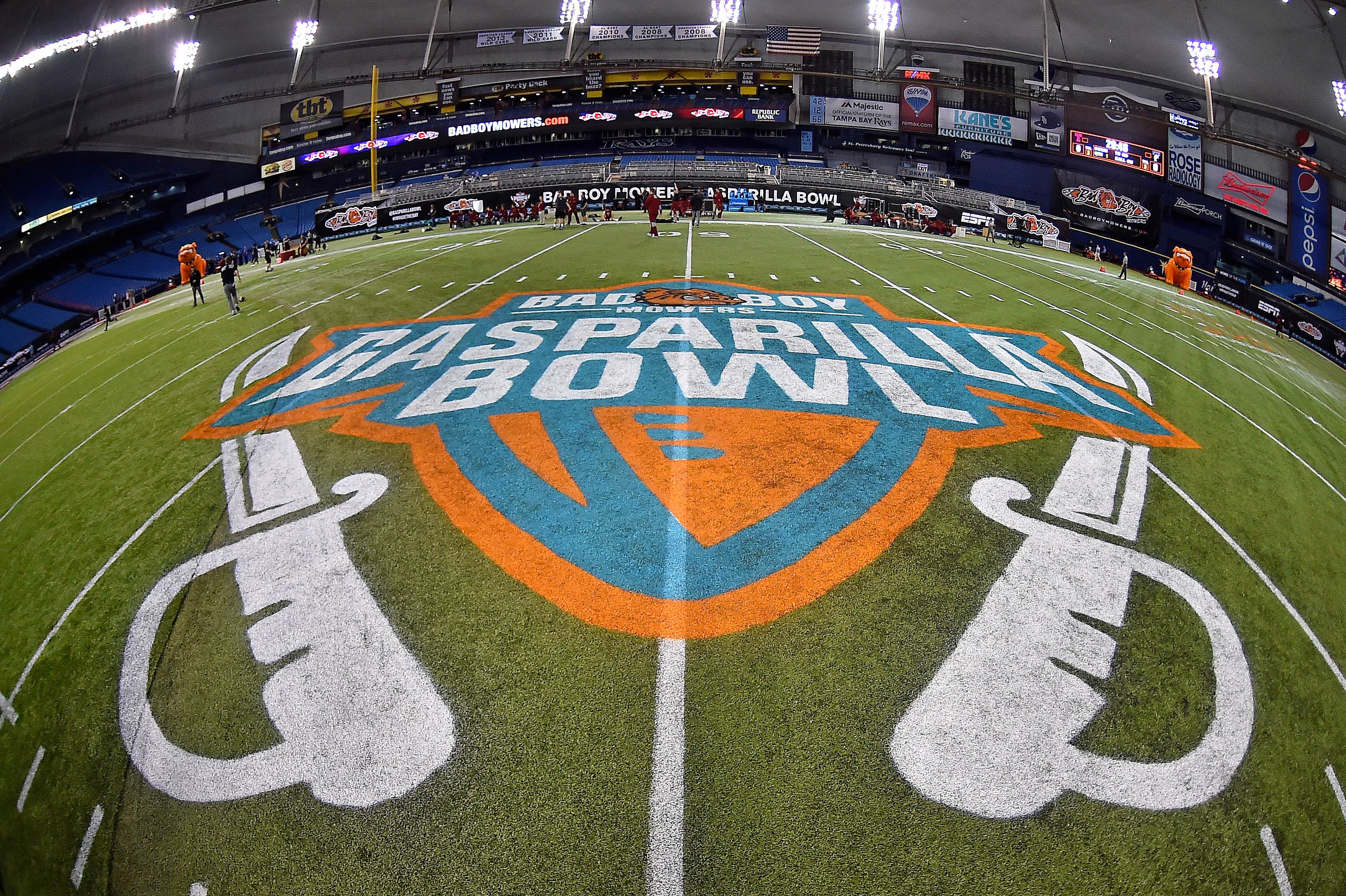 NCAA Football: Gasparilla Bowl-Temple vs Florida International