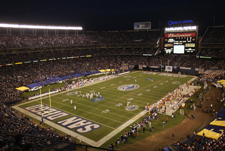 Holiday Bowl Washington State v Texas