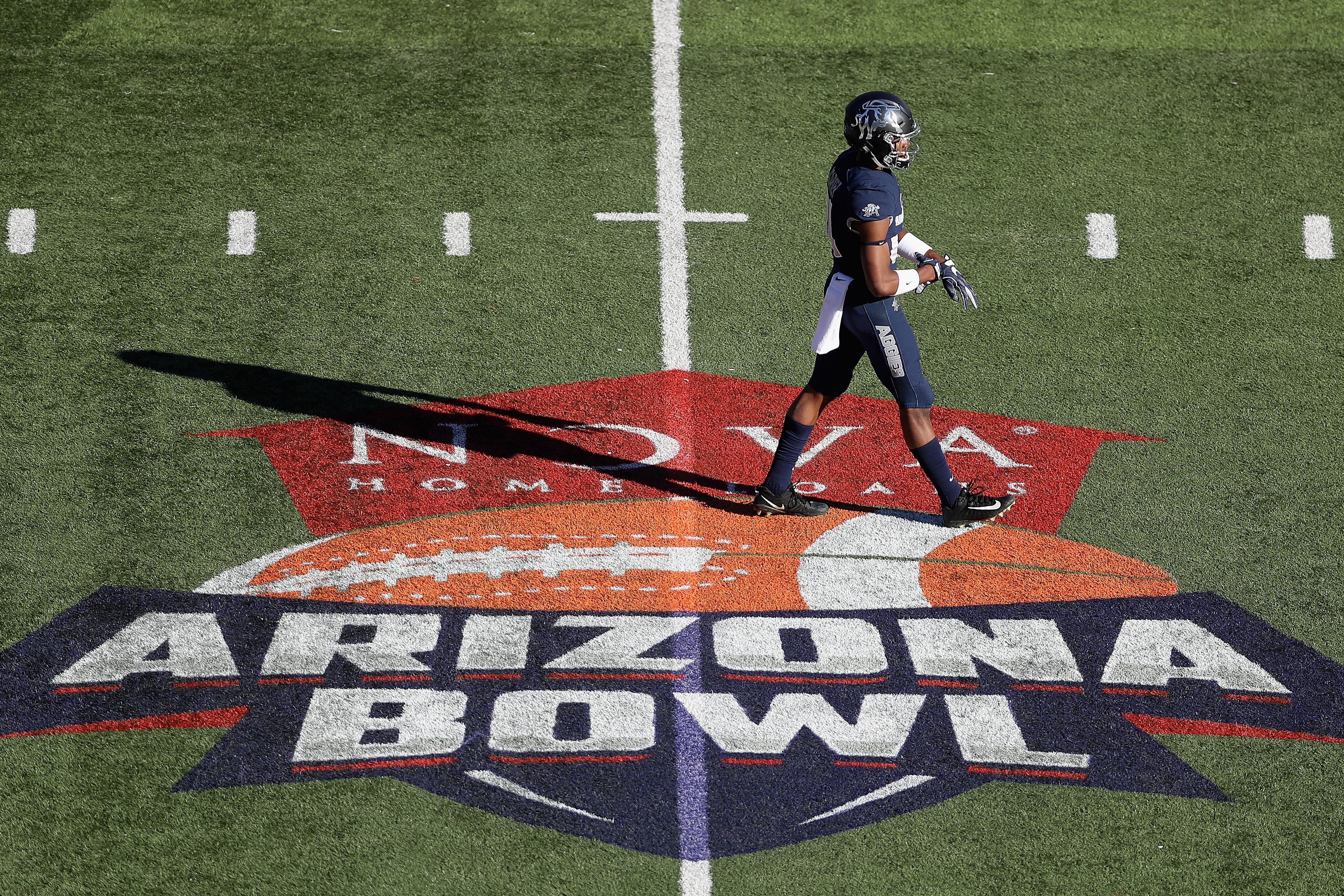 Nova Home Loans Arizona Bowl - Utah State v New Mexico State