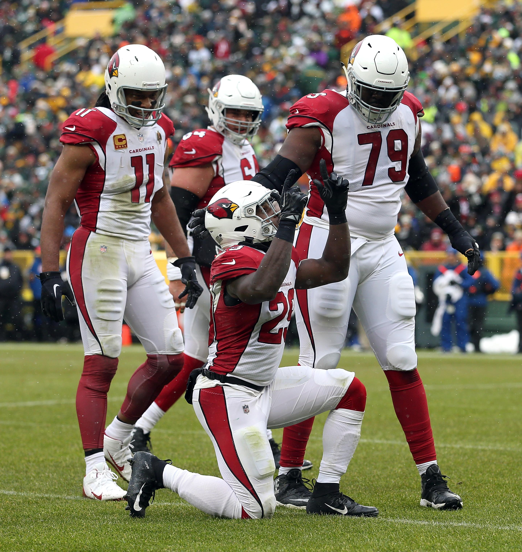 Arizona Cardinals v Green Bay Packers