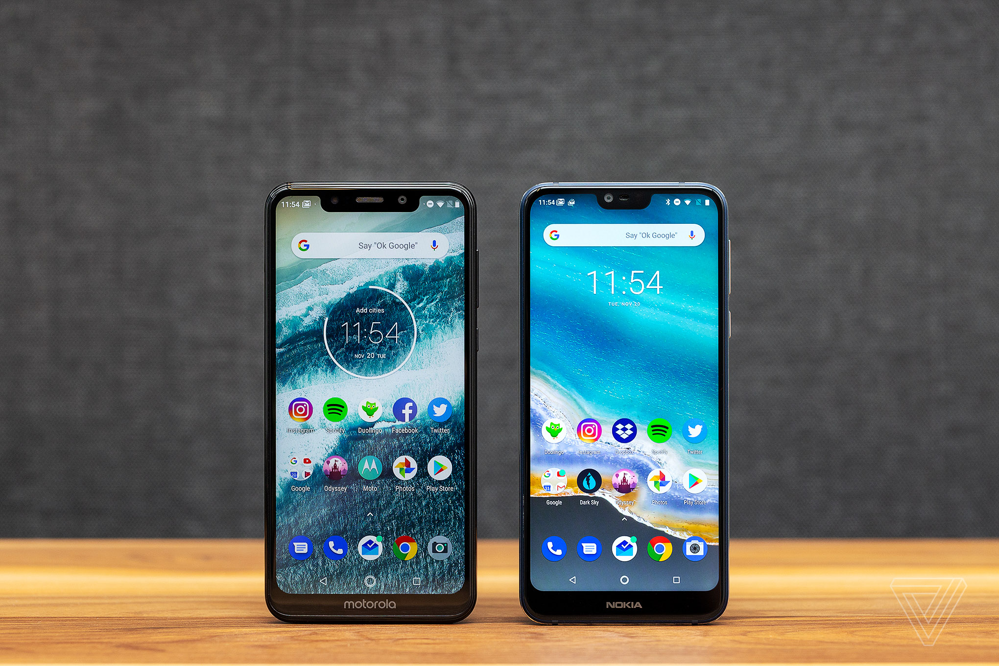 Motorola One and Nokia 7 1 review: small budget, big screens