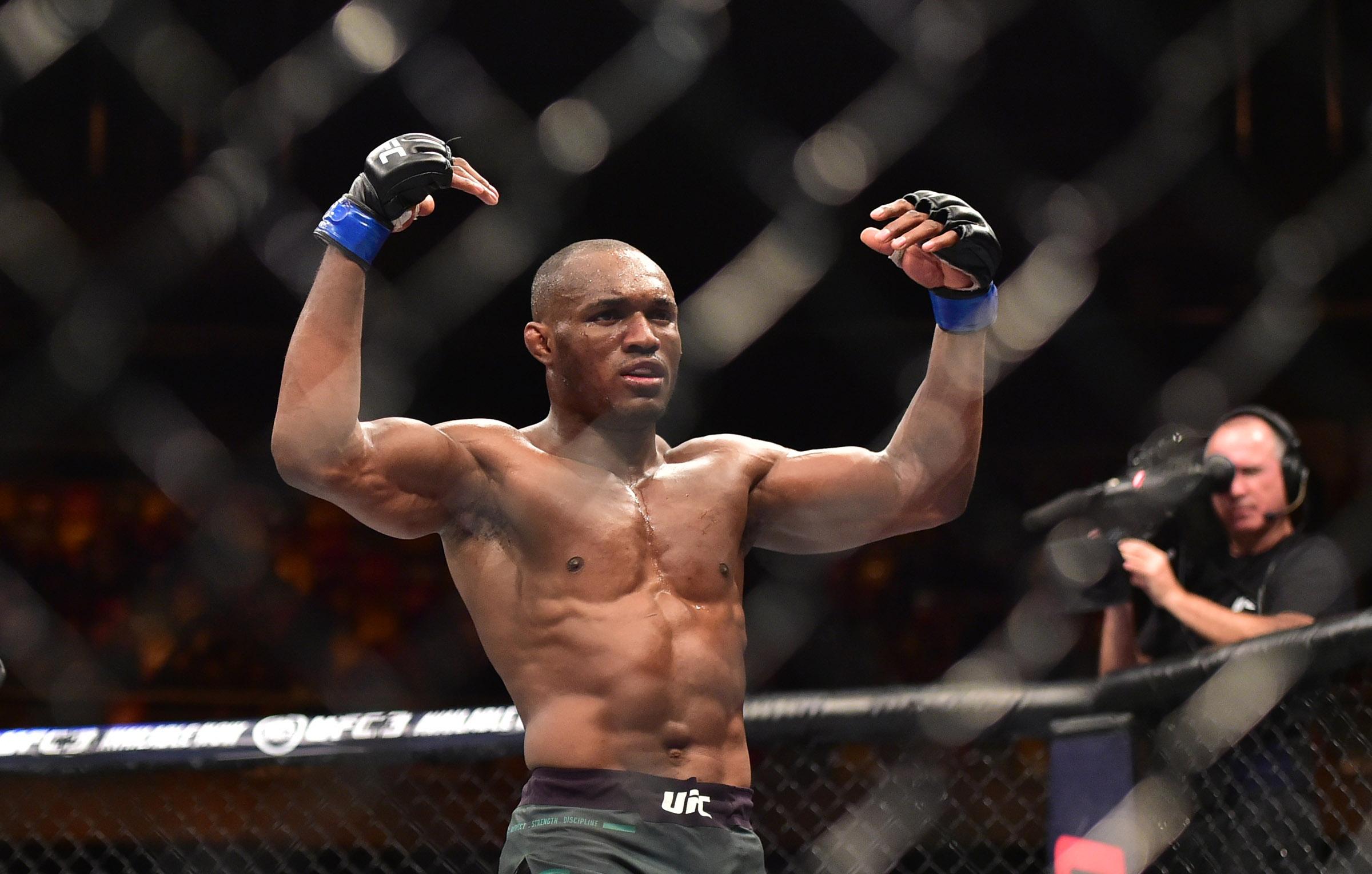 MMA: UFC Fight Night-Maia vs Usman