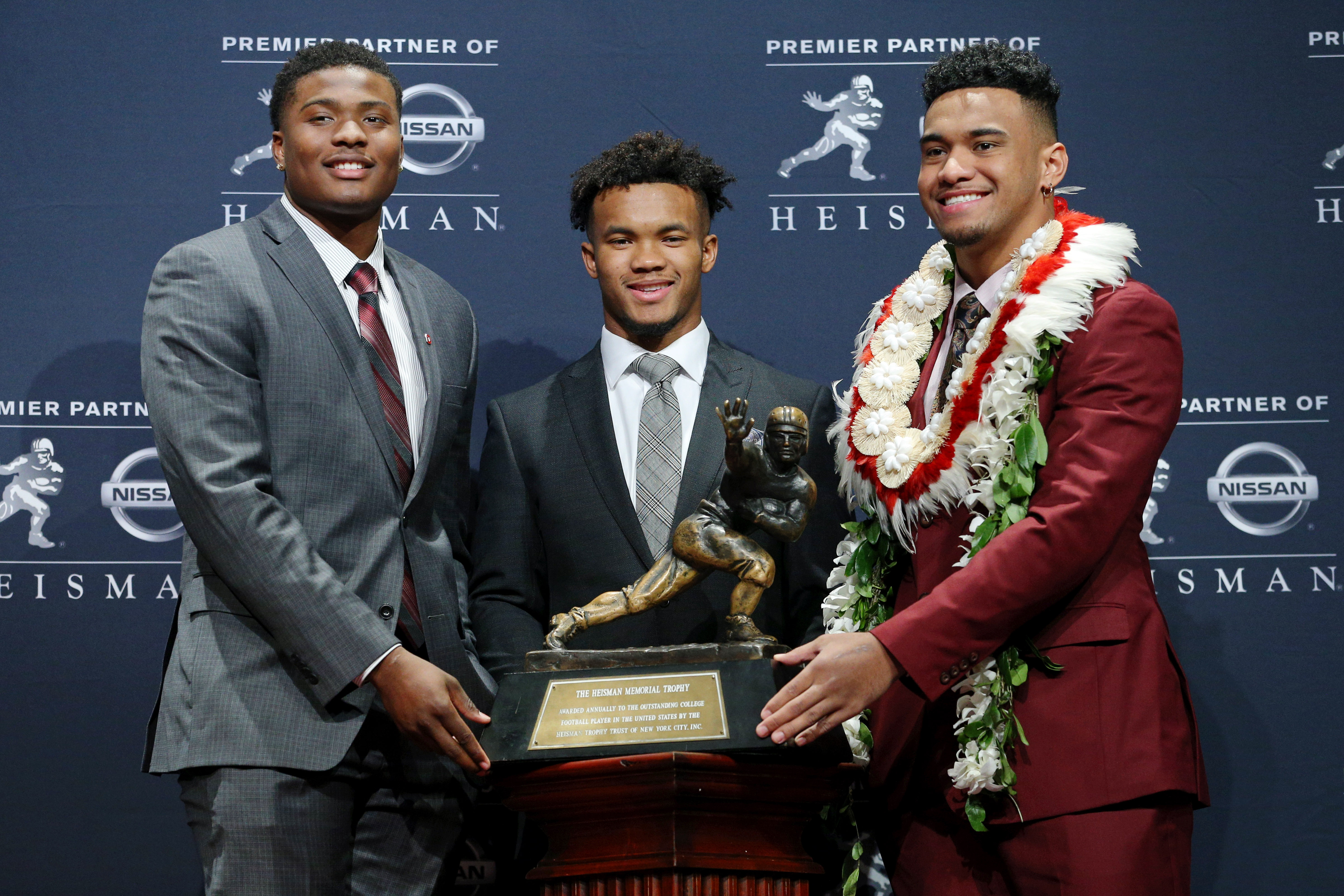 The full Heisman voting results confirm 2018 had an unusually tight race