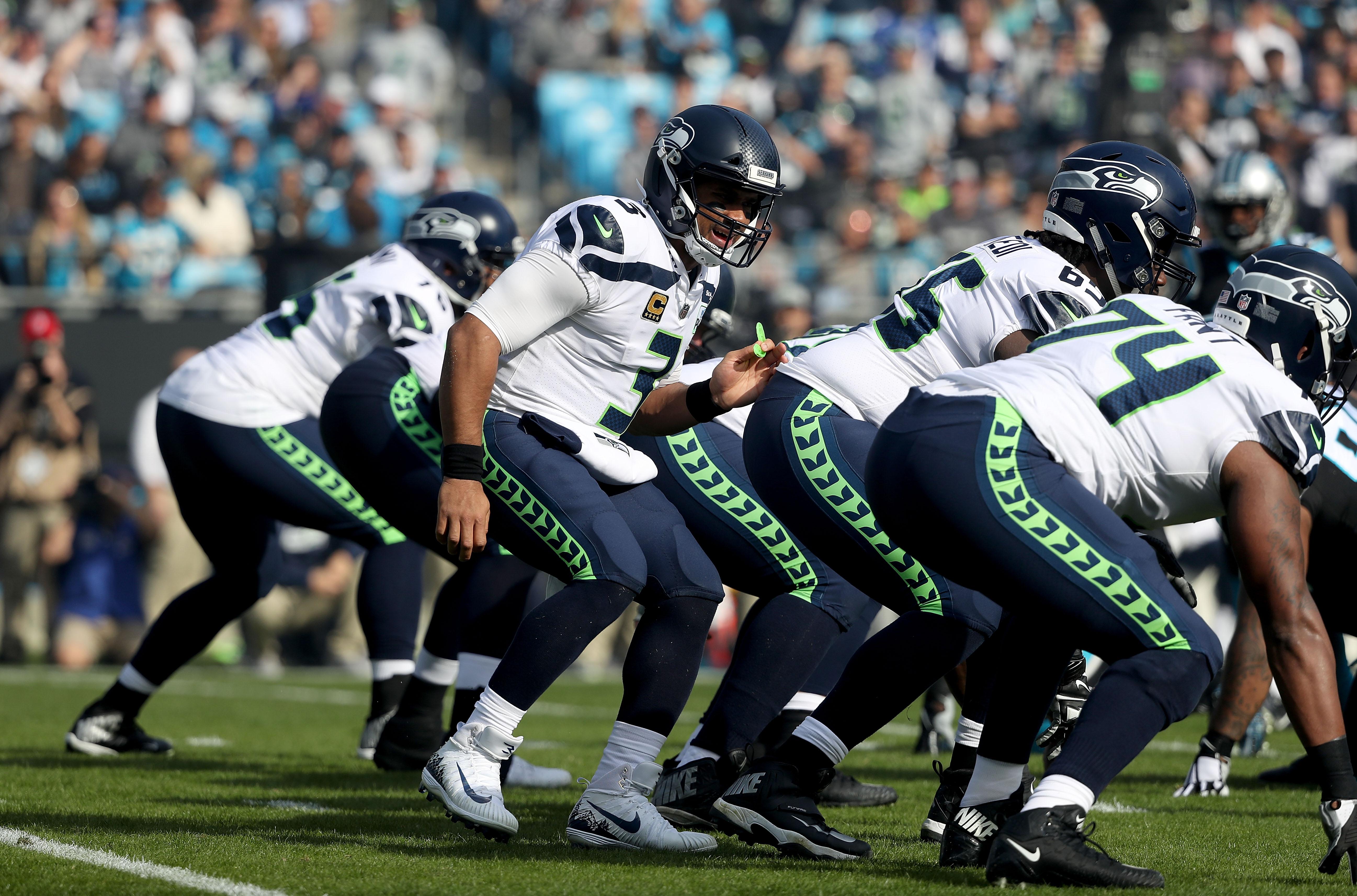 Seattle Seahawks v Carolina Panthers