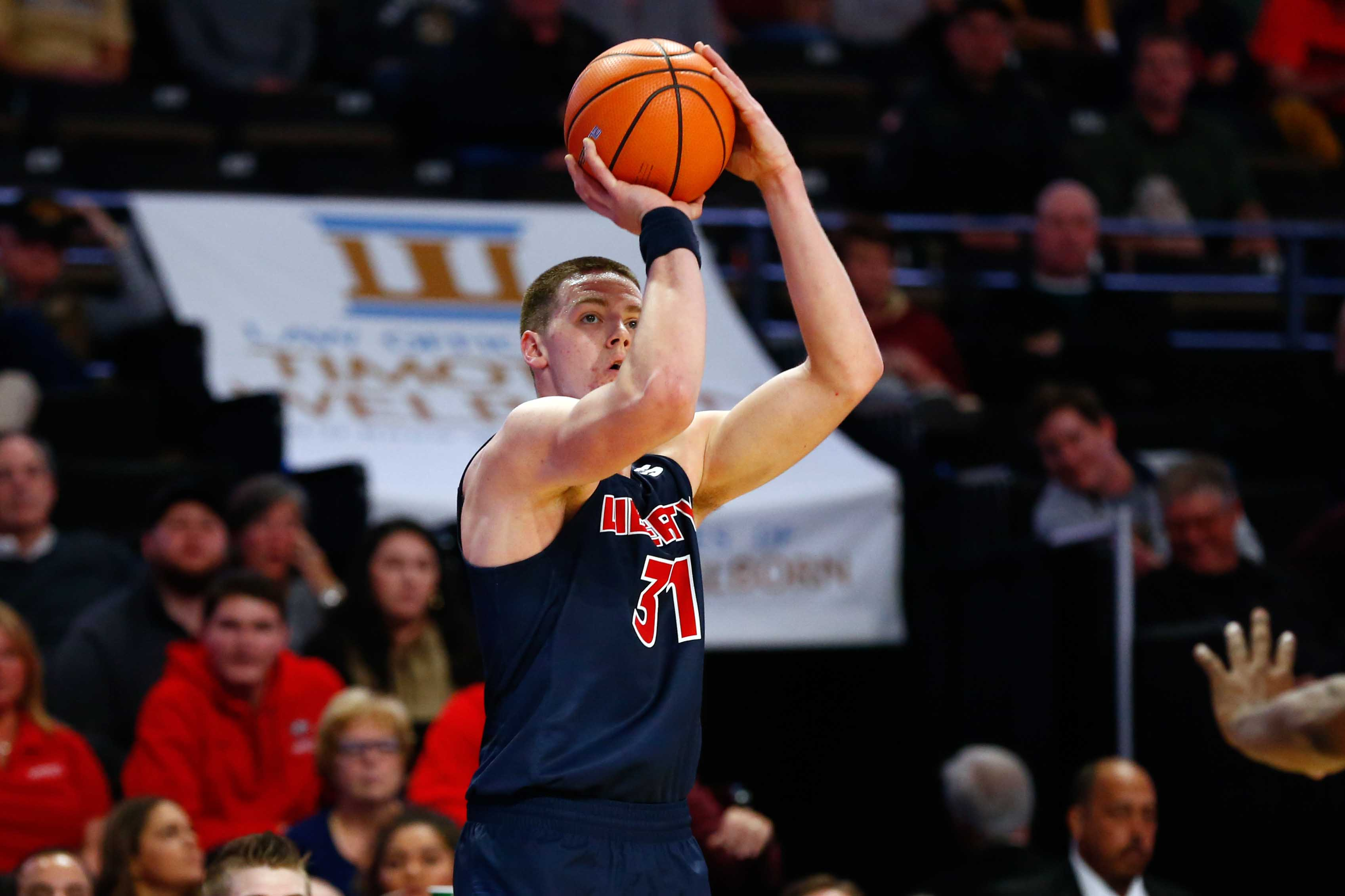 NCAA Basketball: Liberty at Wake Forest