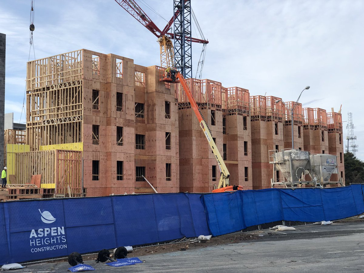a picture of under-construction apartments
