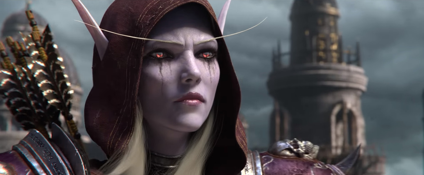 World of Warcraft is redefining undeath and rewriting a race