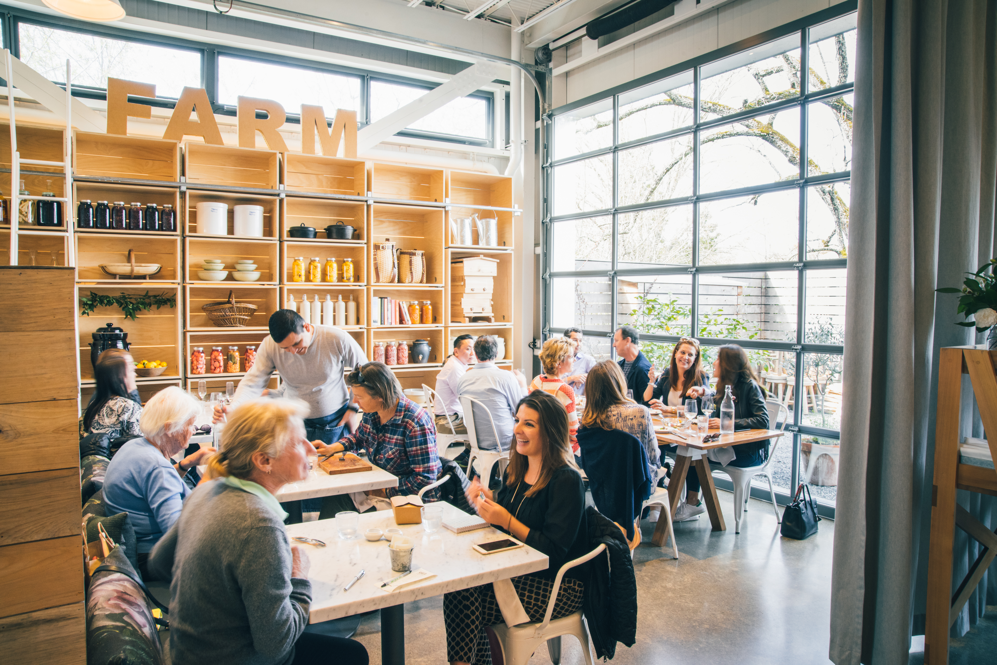 Shed, Award-Winning Restaurant and Marketplace, Will Close in Sonoma