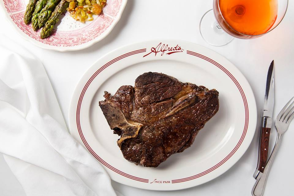 SF's Oldest Steakhouse Returns With Old Owners Back in Charge