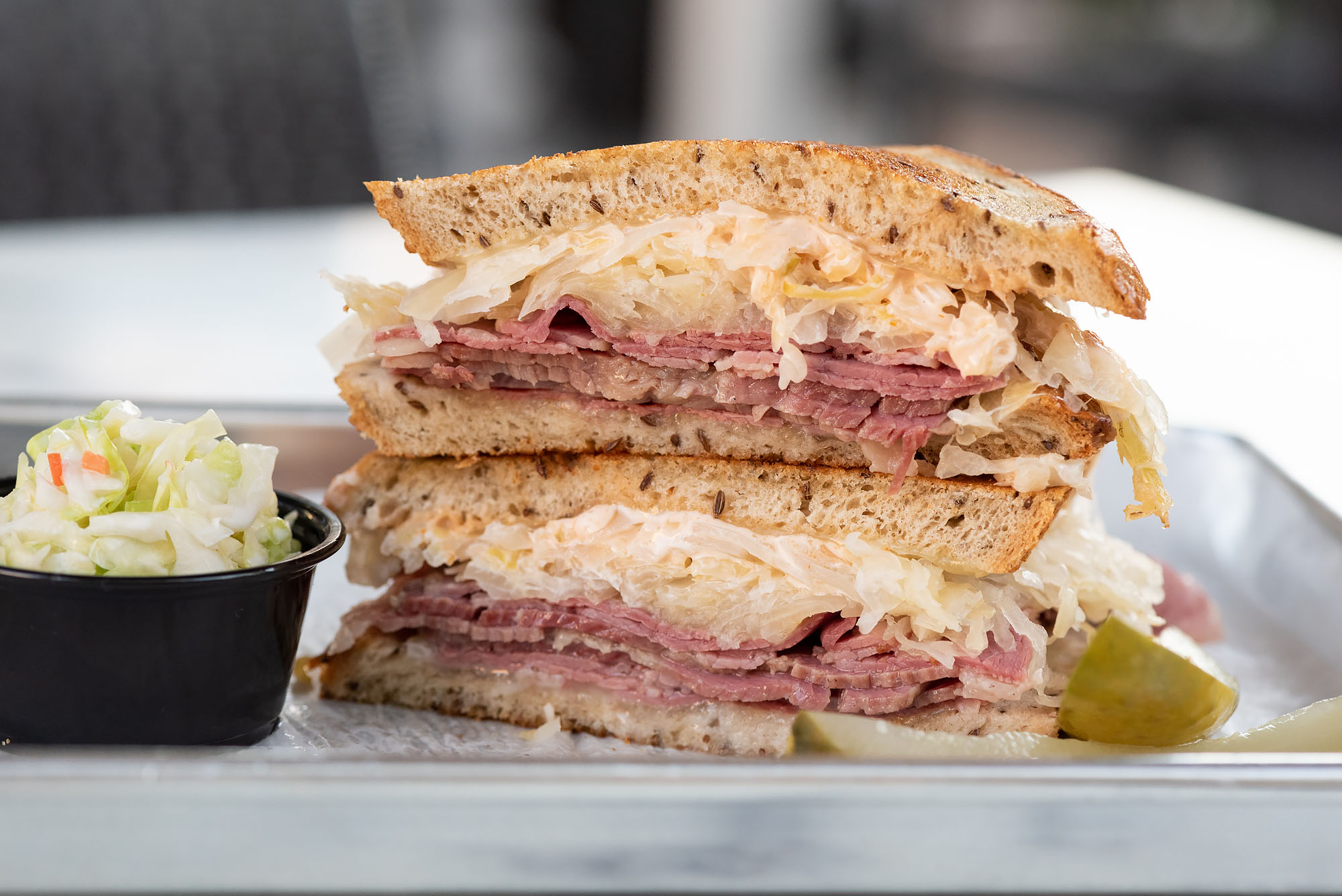 LA's Newest Jewish Deli Comes From the Legendary Langer's Family Legacy