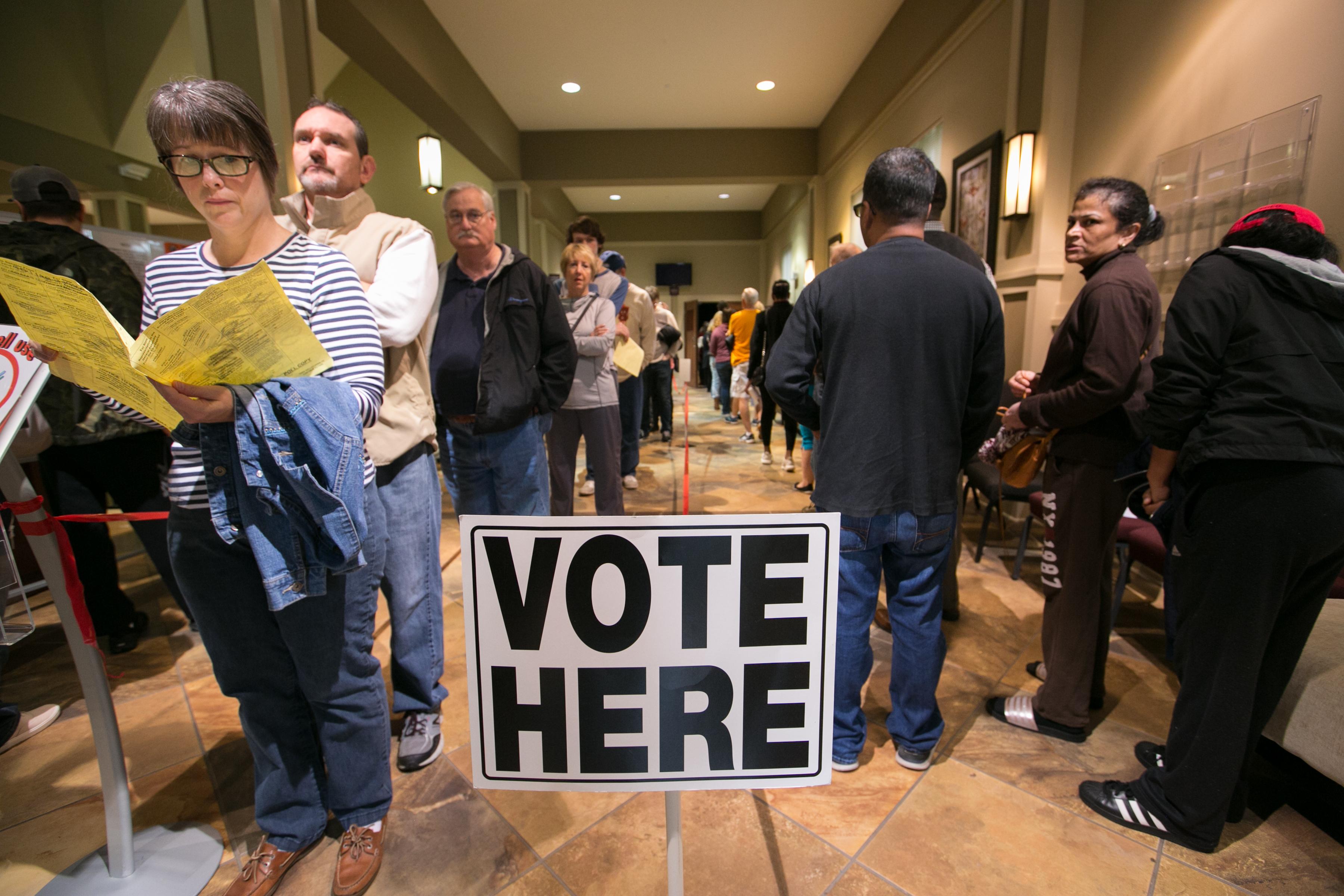 2018 Georgia election