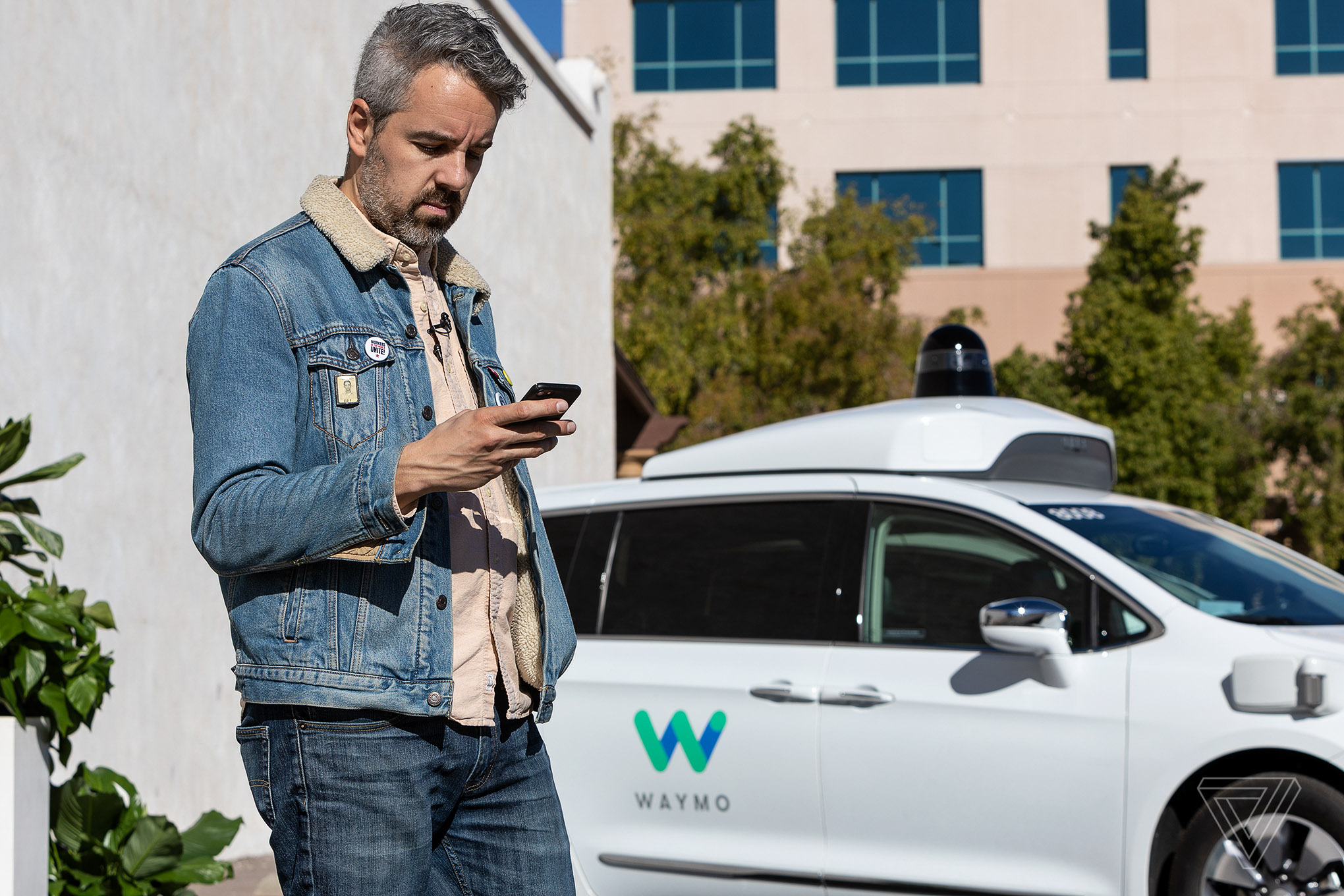 Riding in Waymo One, the Google spinoff's first self-driving