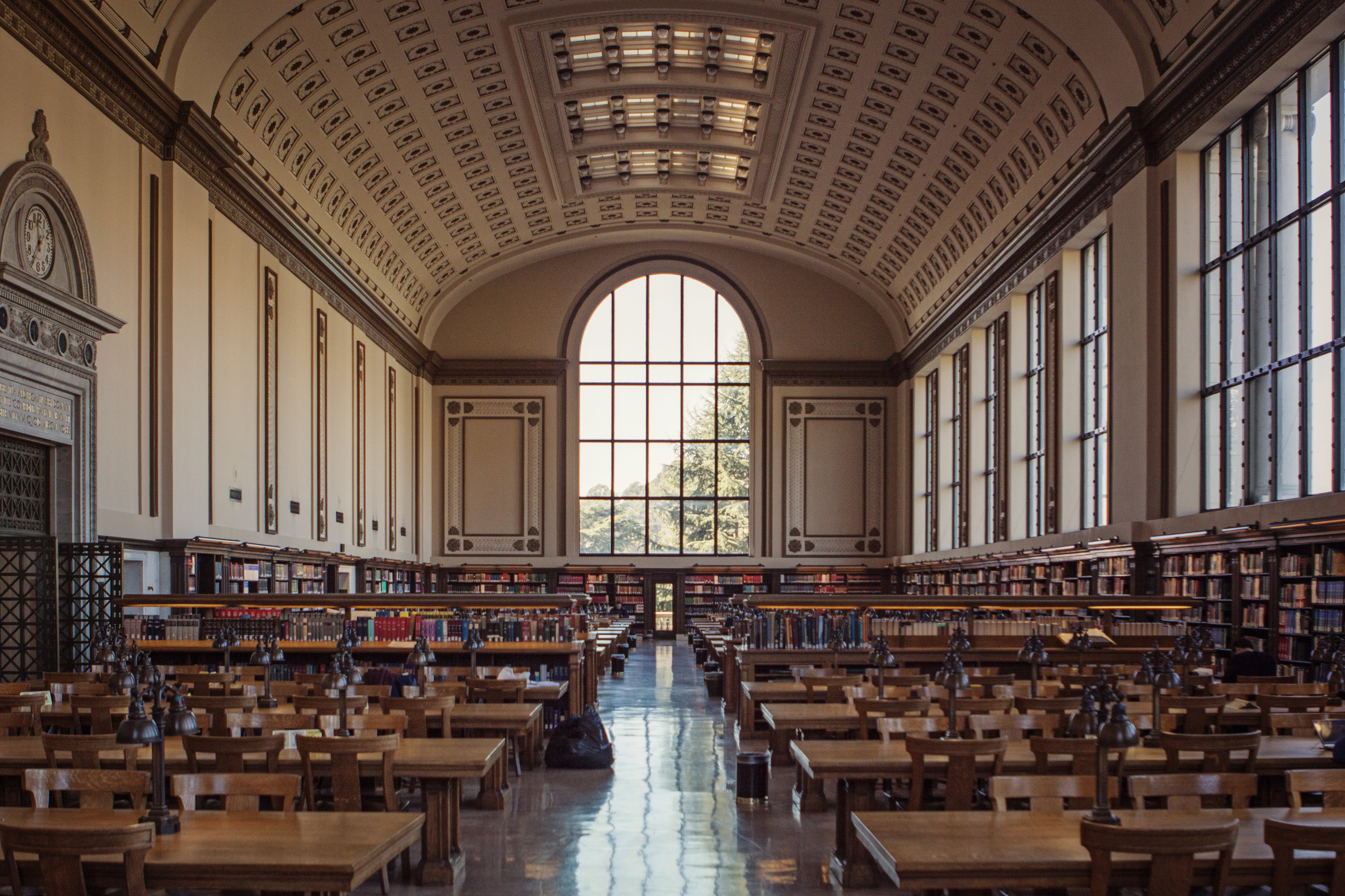 The most beautiful Bay Area libraries, mapped