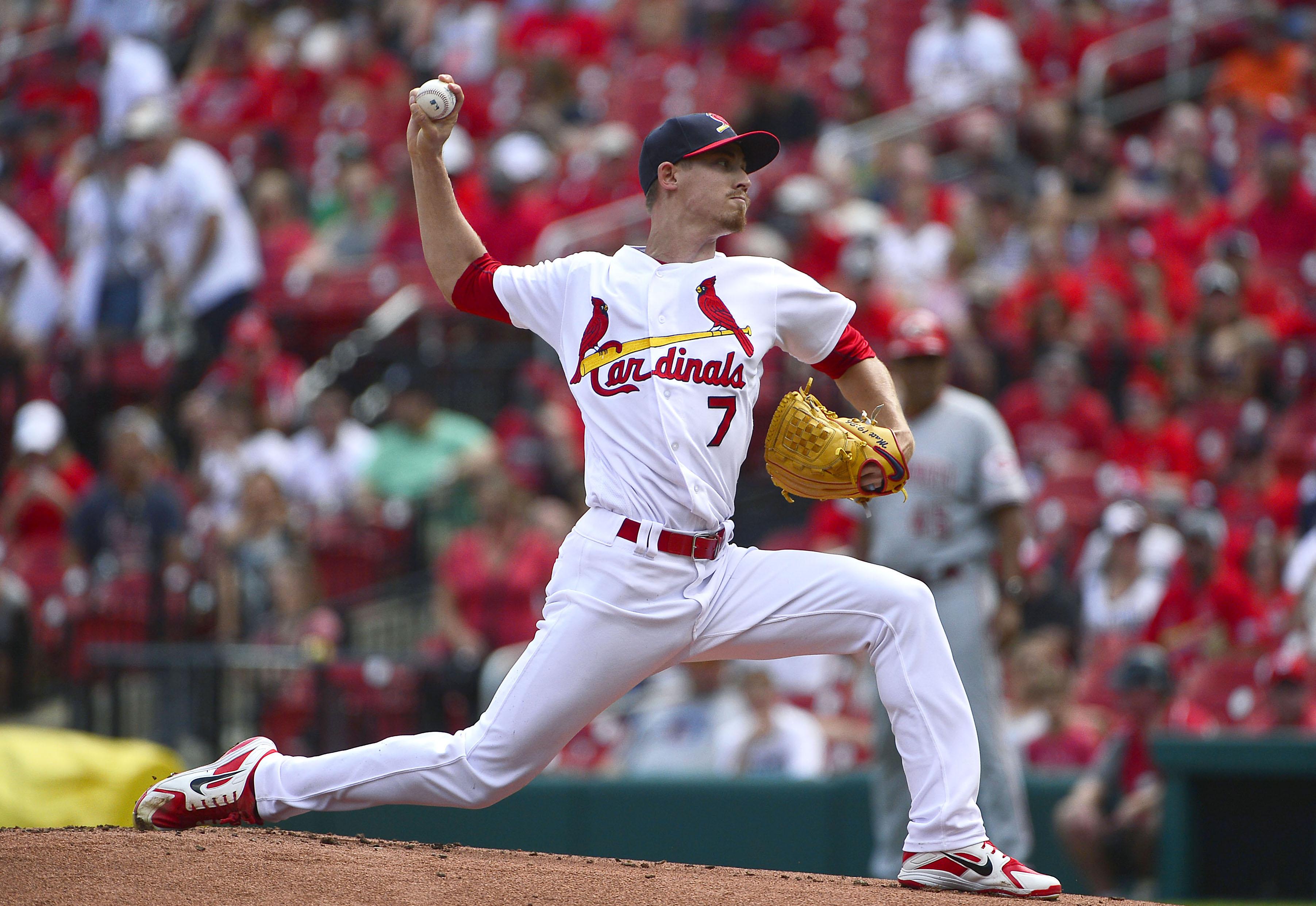 MLB:圣路易斯红雀队辛辛那提红人