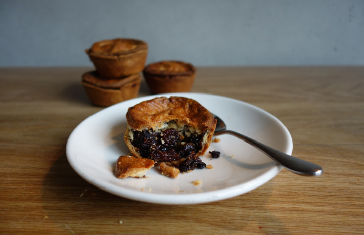 Mince pie from Lyle's