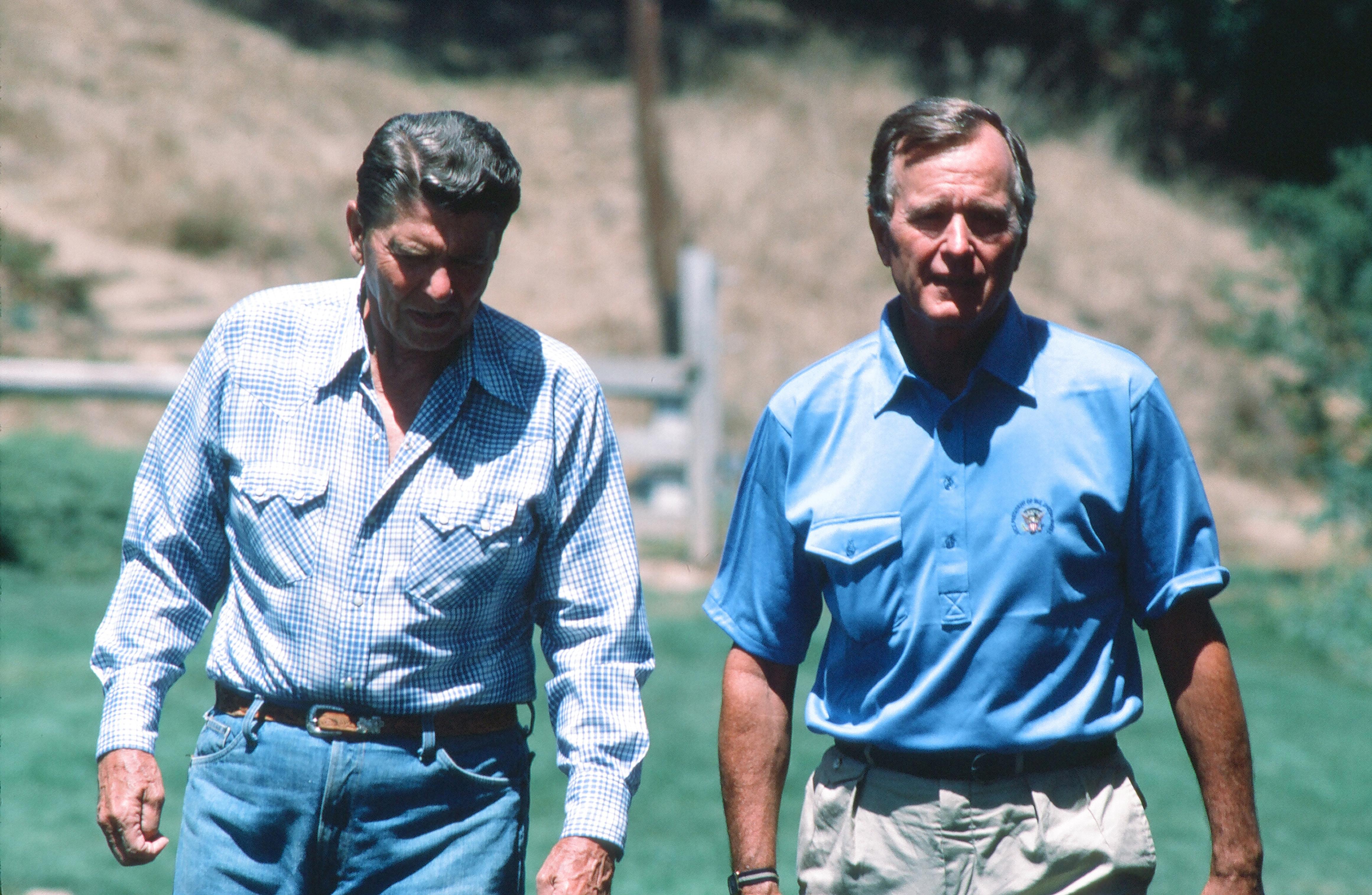 Death Of A Statesman George H W Bush S Legacy Vox