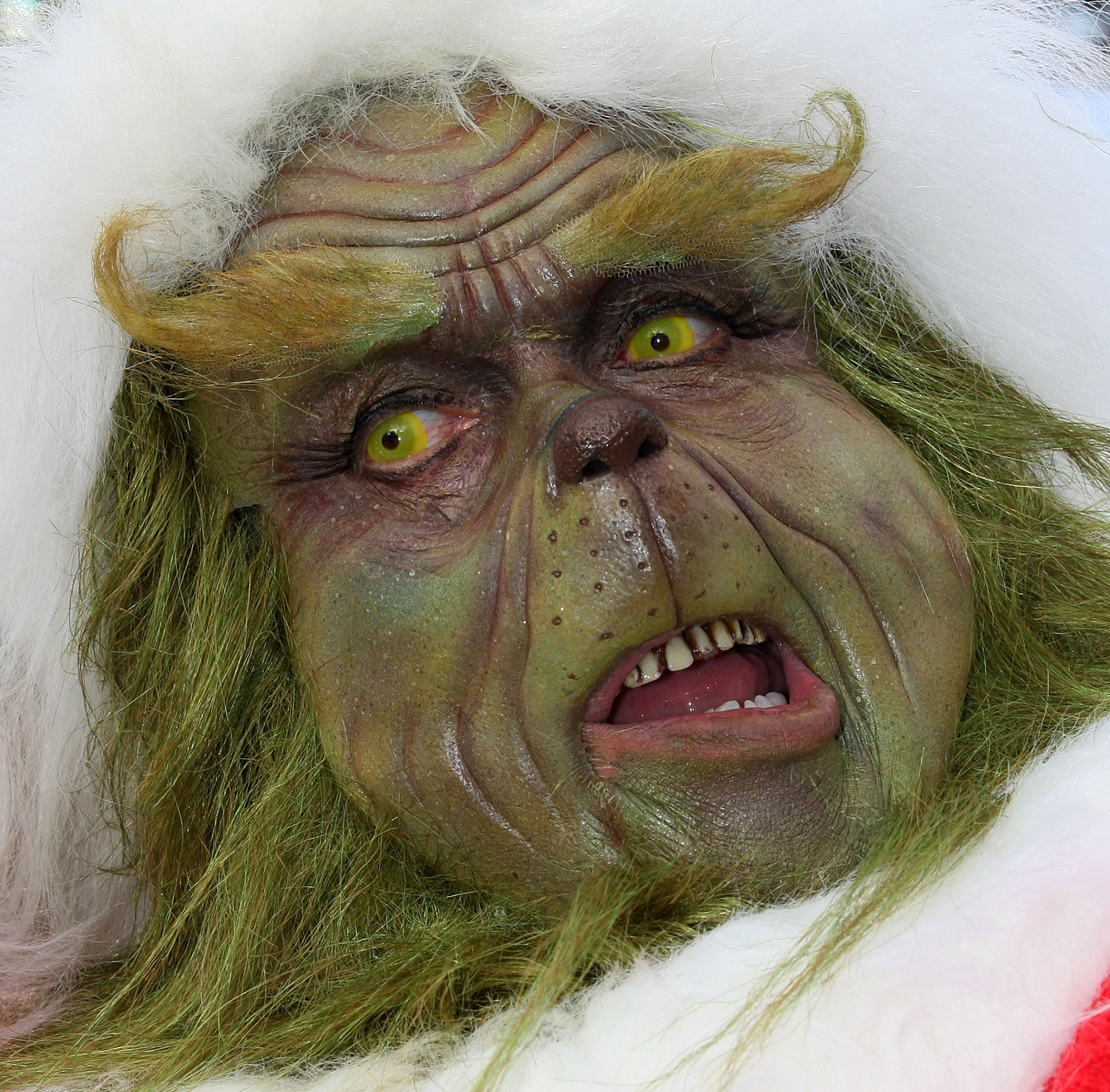 Universal Studios' Launch Of The '13 Days Of Grinchmas'