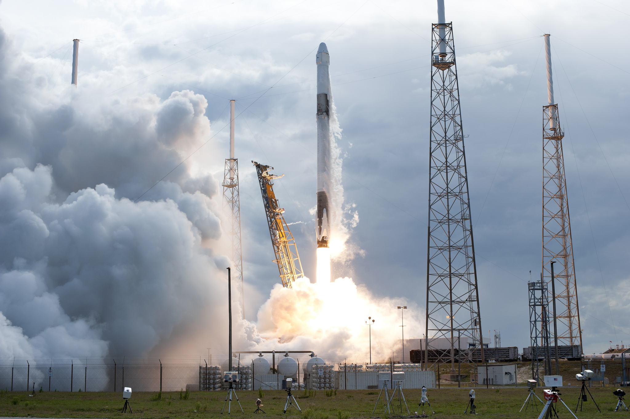 SpaceX's disappointing splashdown hardly seems to matter