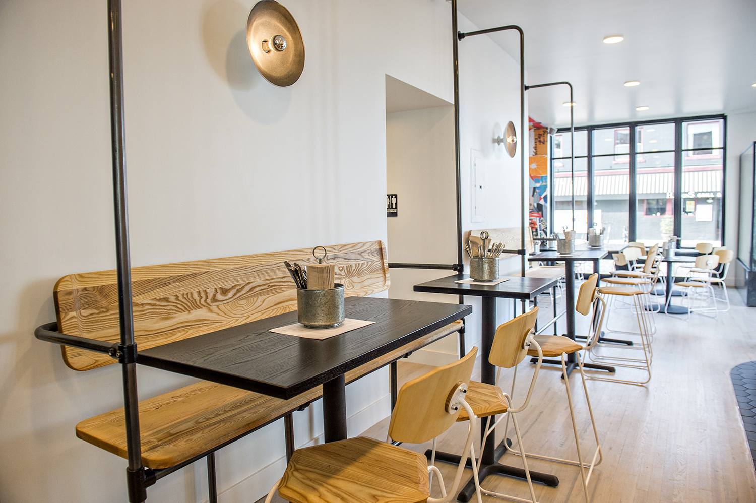 Alex Seidel's Chicken Shop Is a New Lunchtime Staple