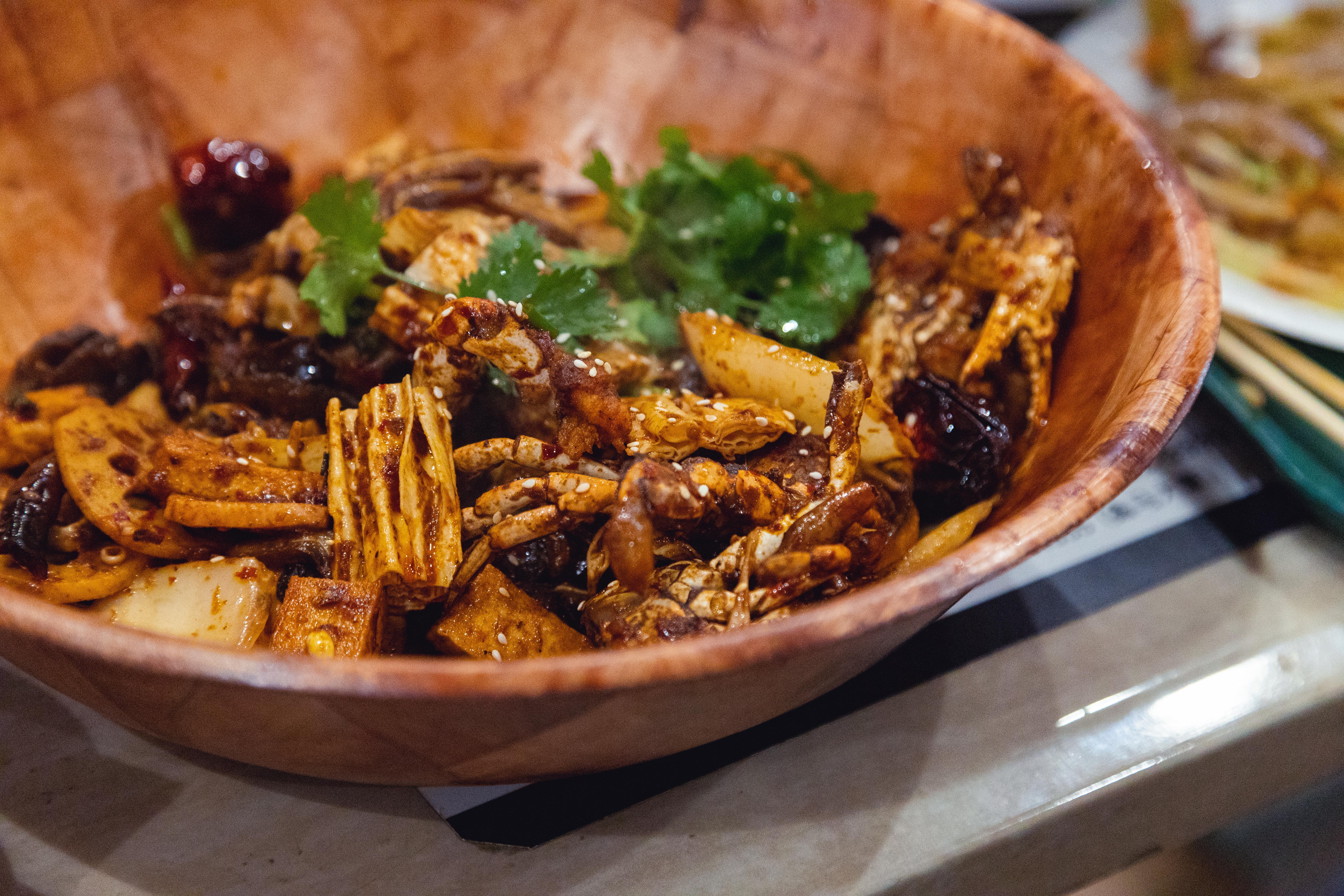 Laoma Malatang's dry pot