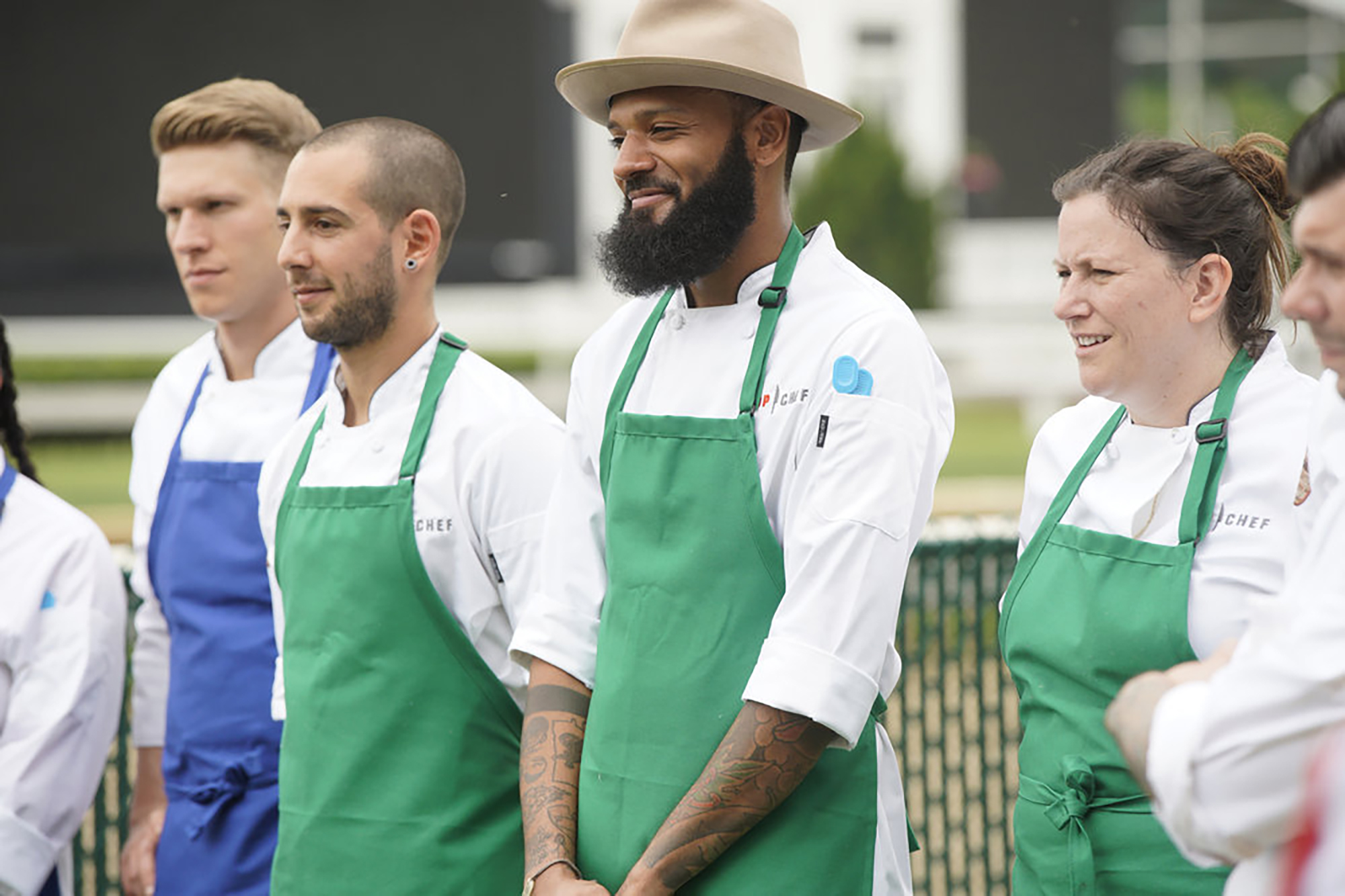 A Refreshingly Likable Cast Gets Cooking on 'Top Chef Kentucky'