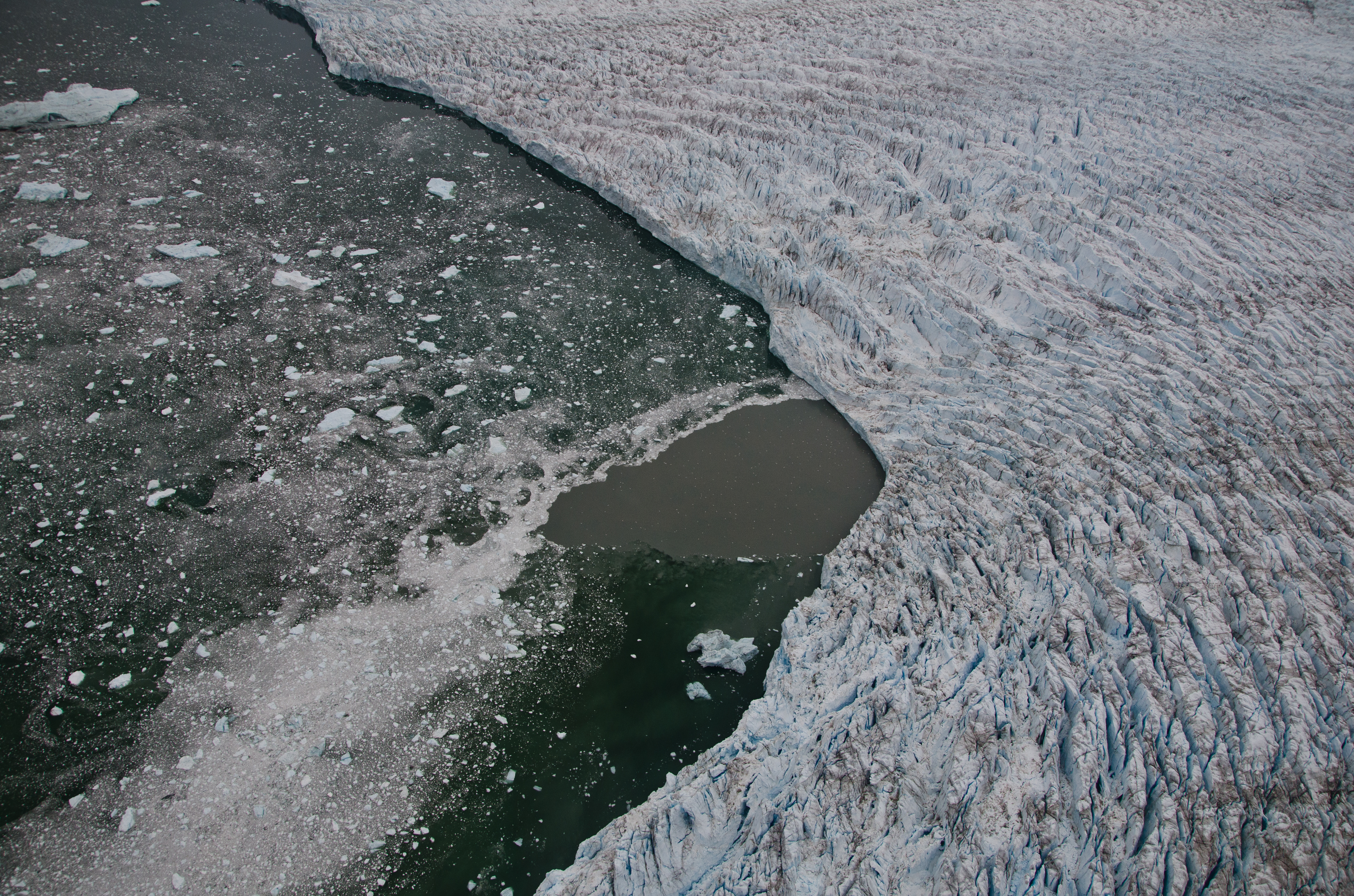 Greenland's ice sheet is melting at its fastest rate in centuries
