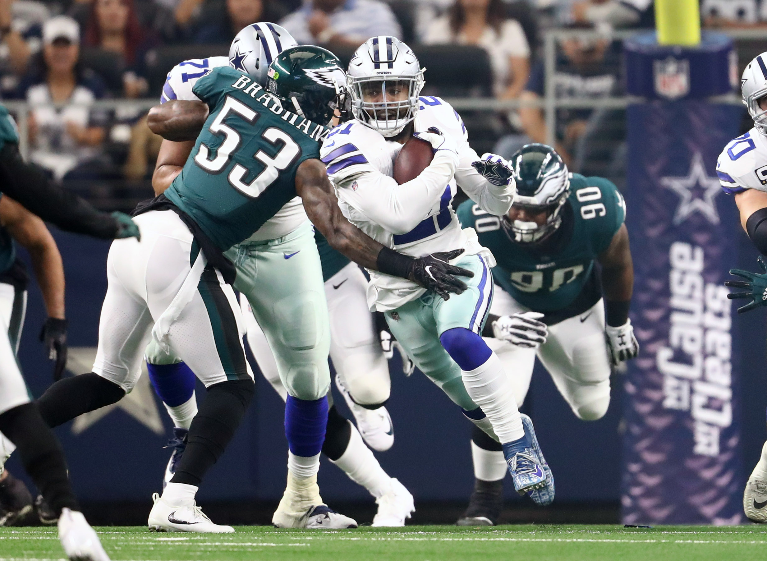 1eabea24 Cowboys vs. Eagles Week 14 game: Cowboys take stranglehold of NFC ...