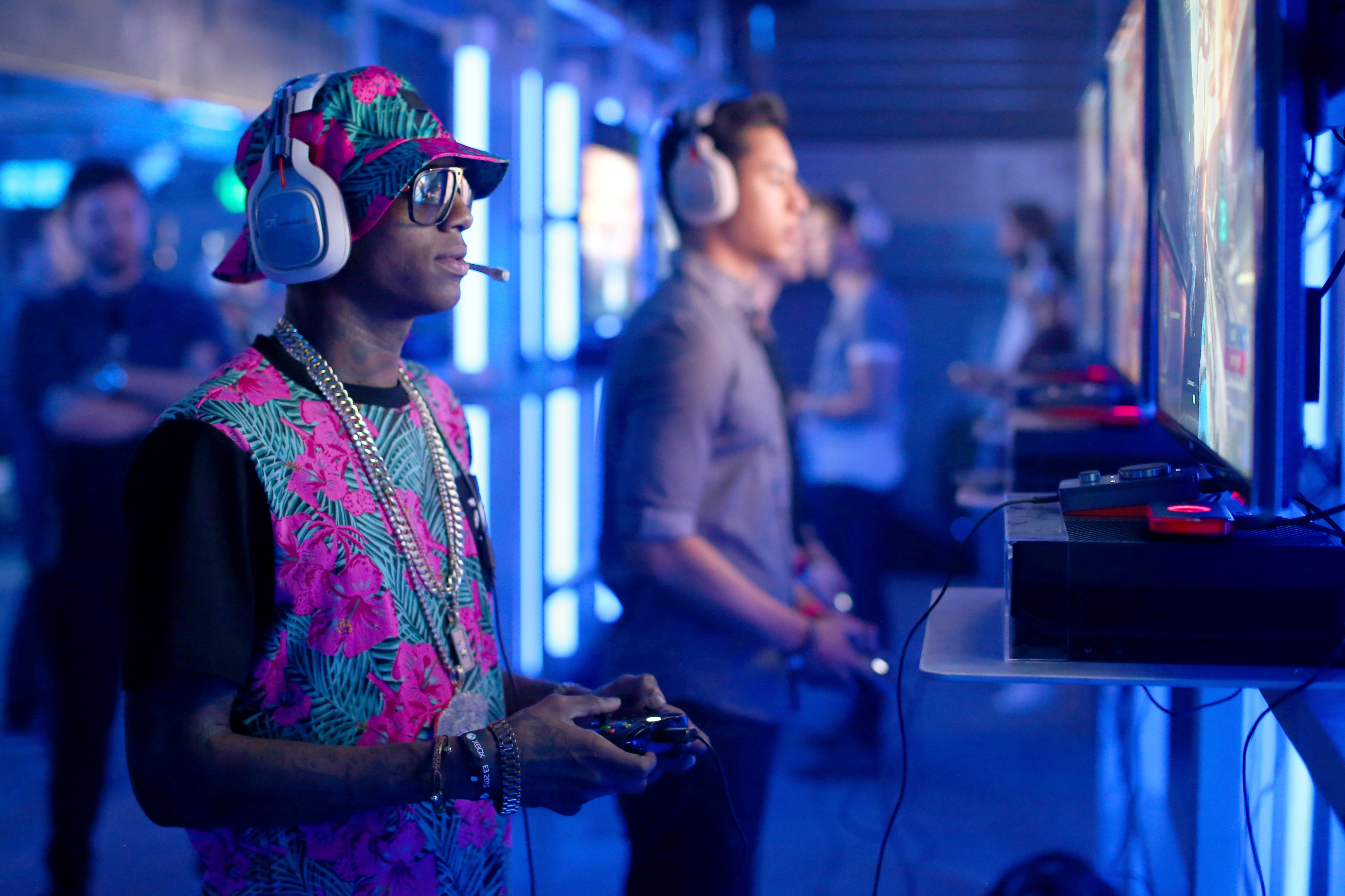 Soulja Boy is selling his own cheap, rebranded video game