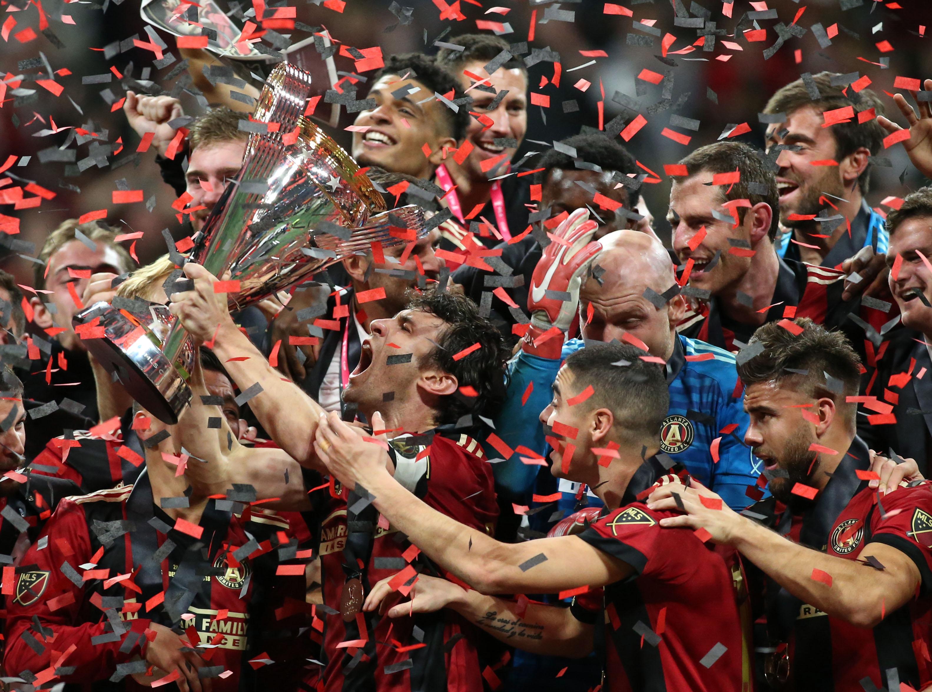 Atlanta United's Champions Parade set for Monday, will be televised